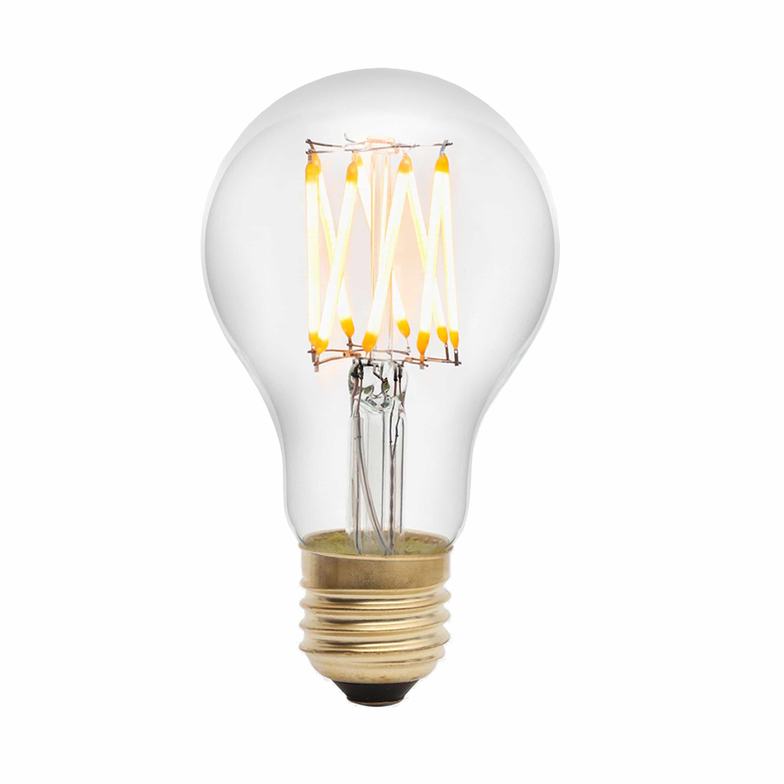E27 Filament Globe LED Leuchtmittel 6 W