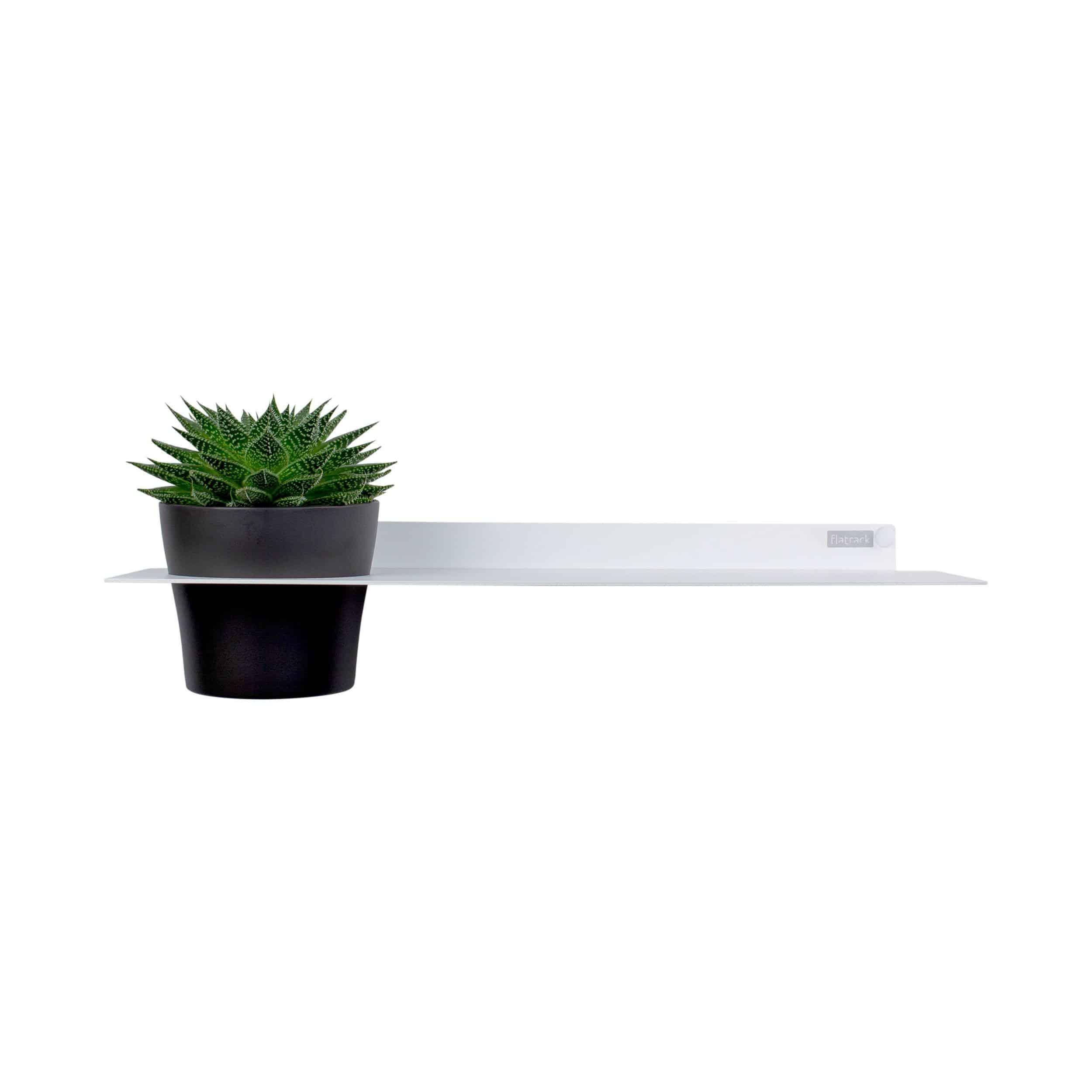 Flatrack Shelf Flower Wandregal