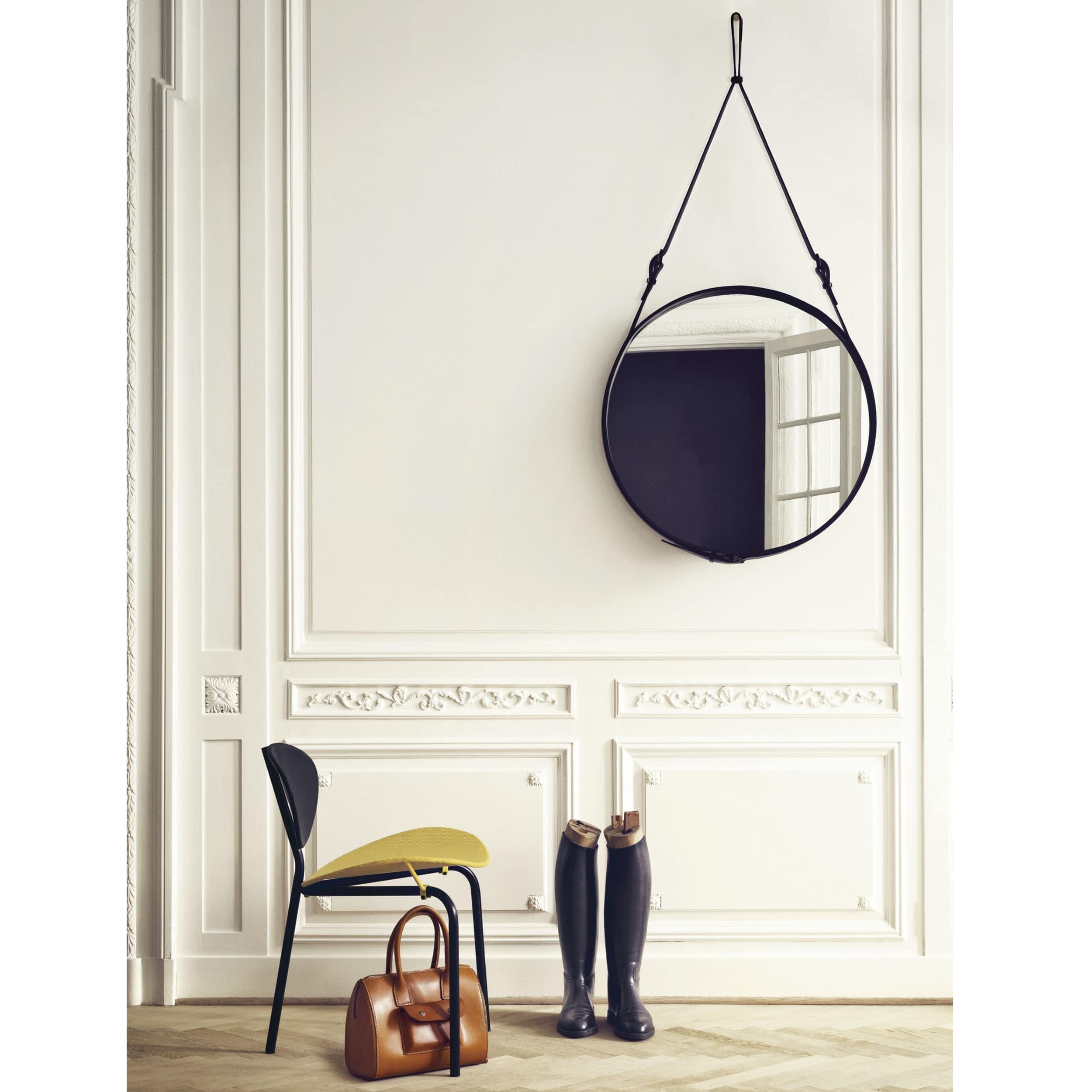 Adnet Circulaire Wandspiegel