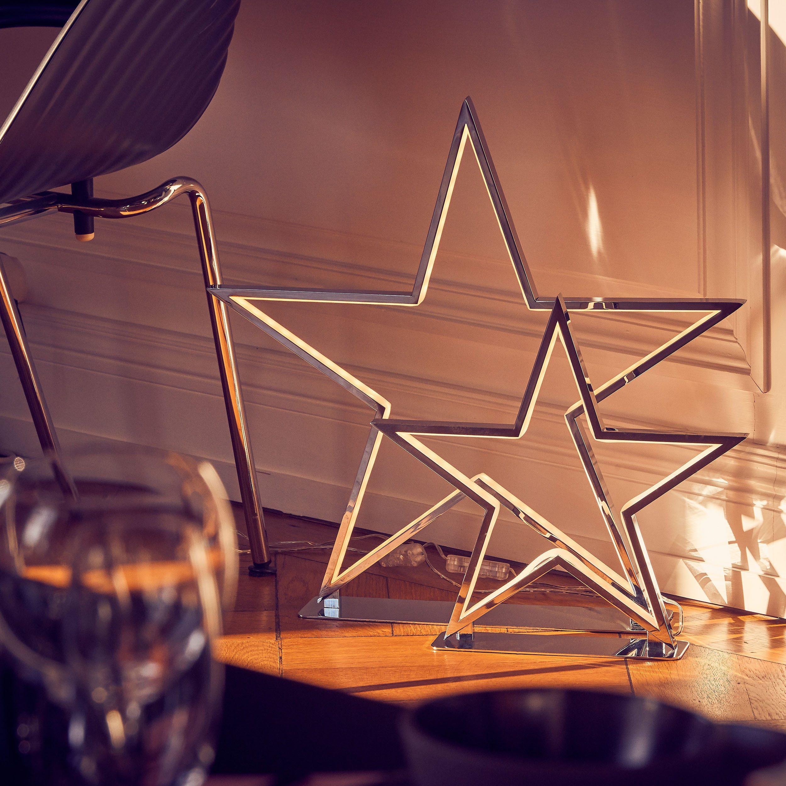 Lucy LED Leuchtobjekt als Tischleuchte