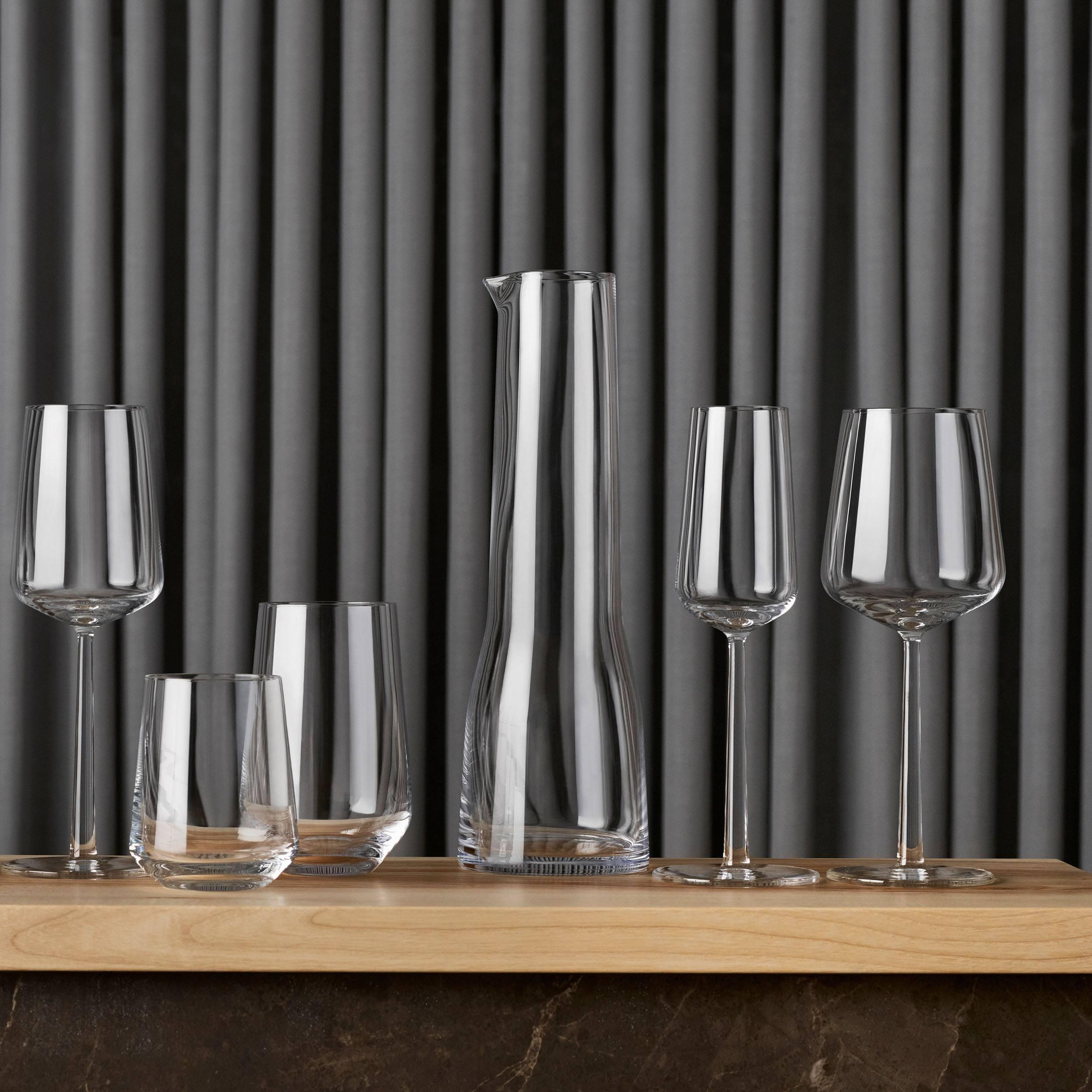 Essence Rotweinglas 2er-Set