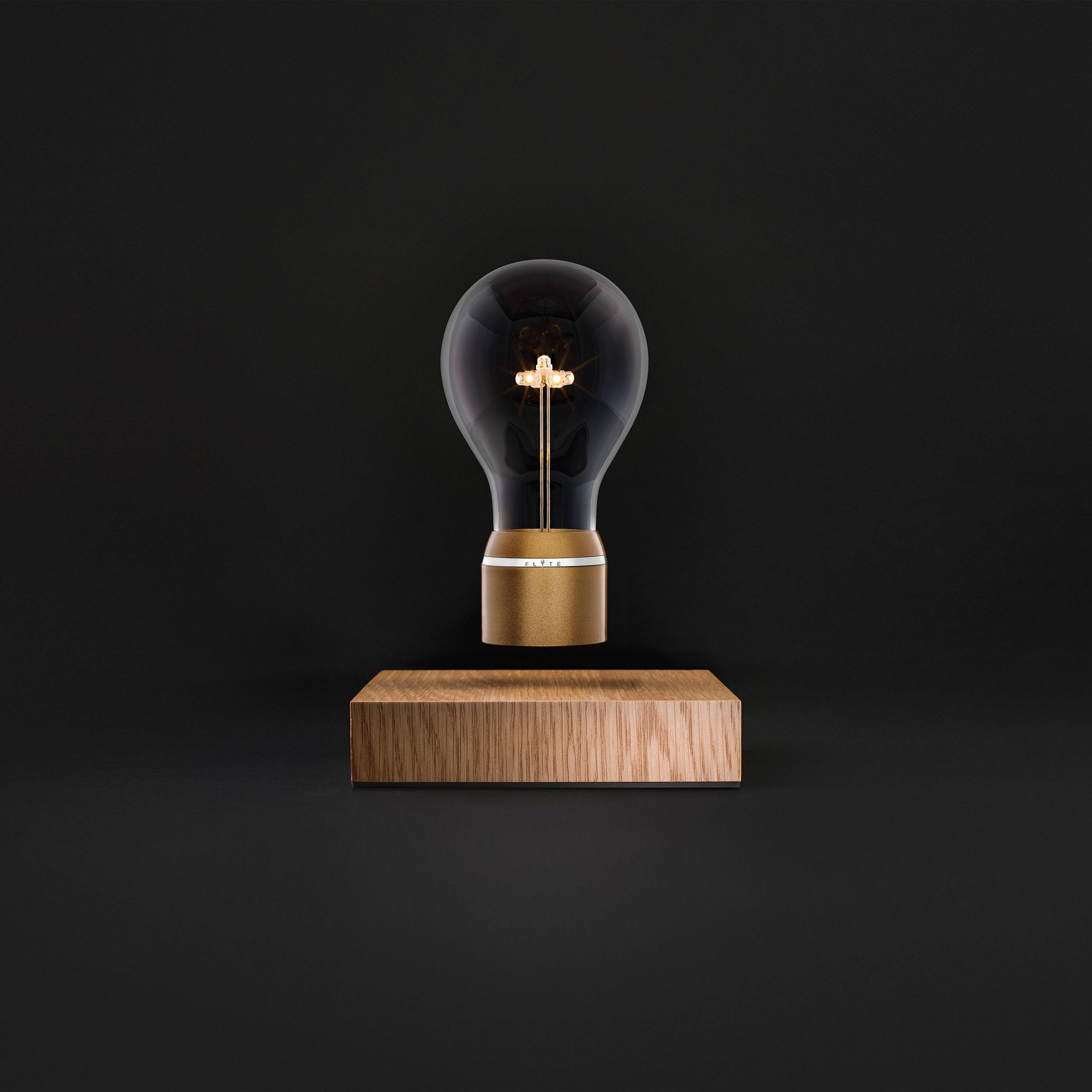 Flyte Schwebende LED Tischleuchte