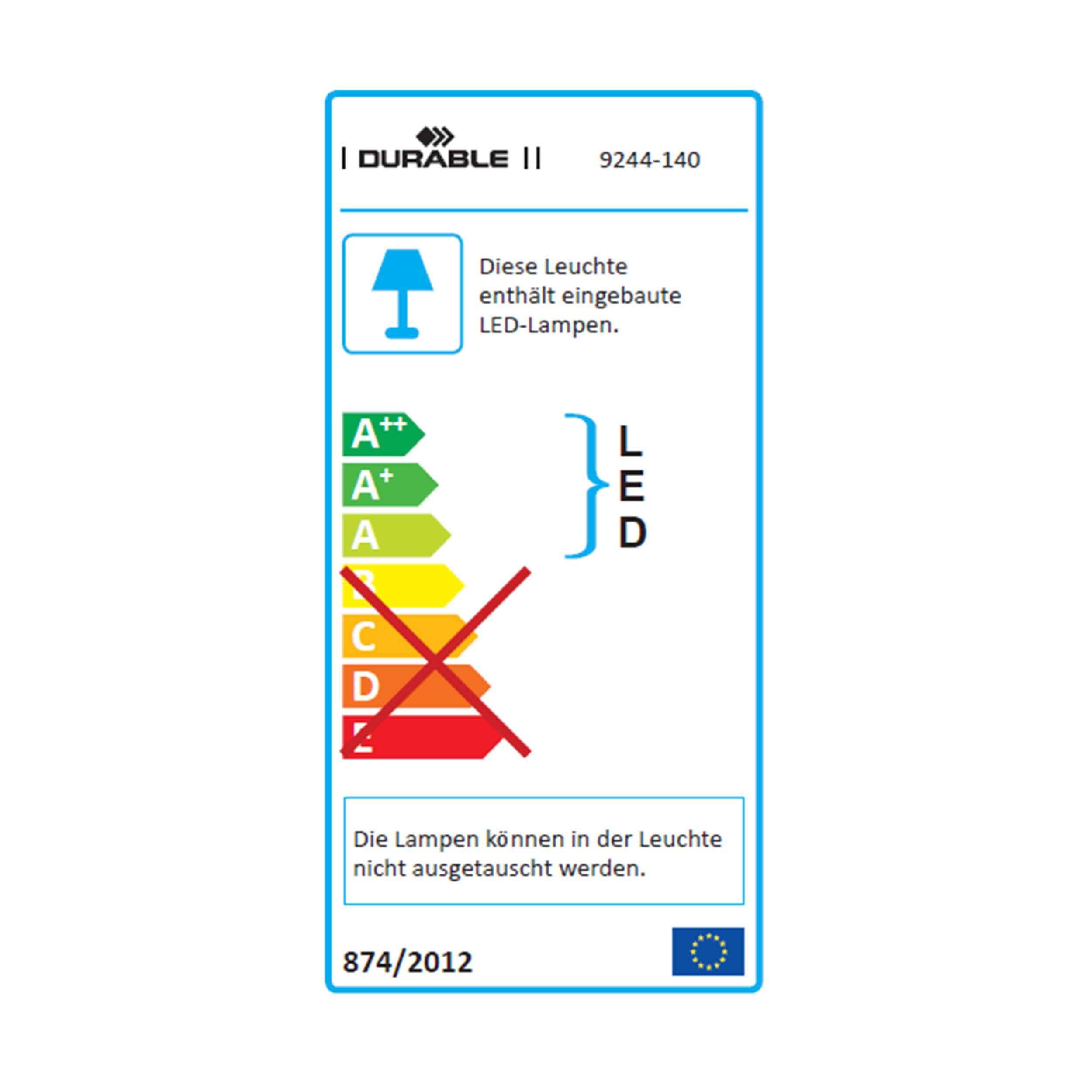 Vitawork®12 DIM LED Stehleuchte