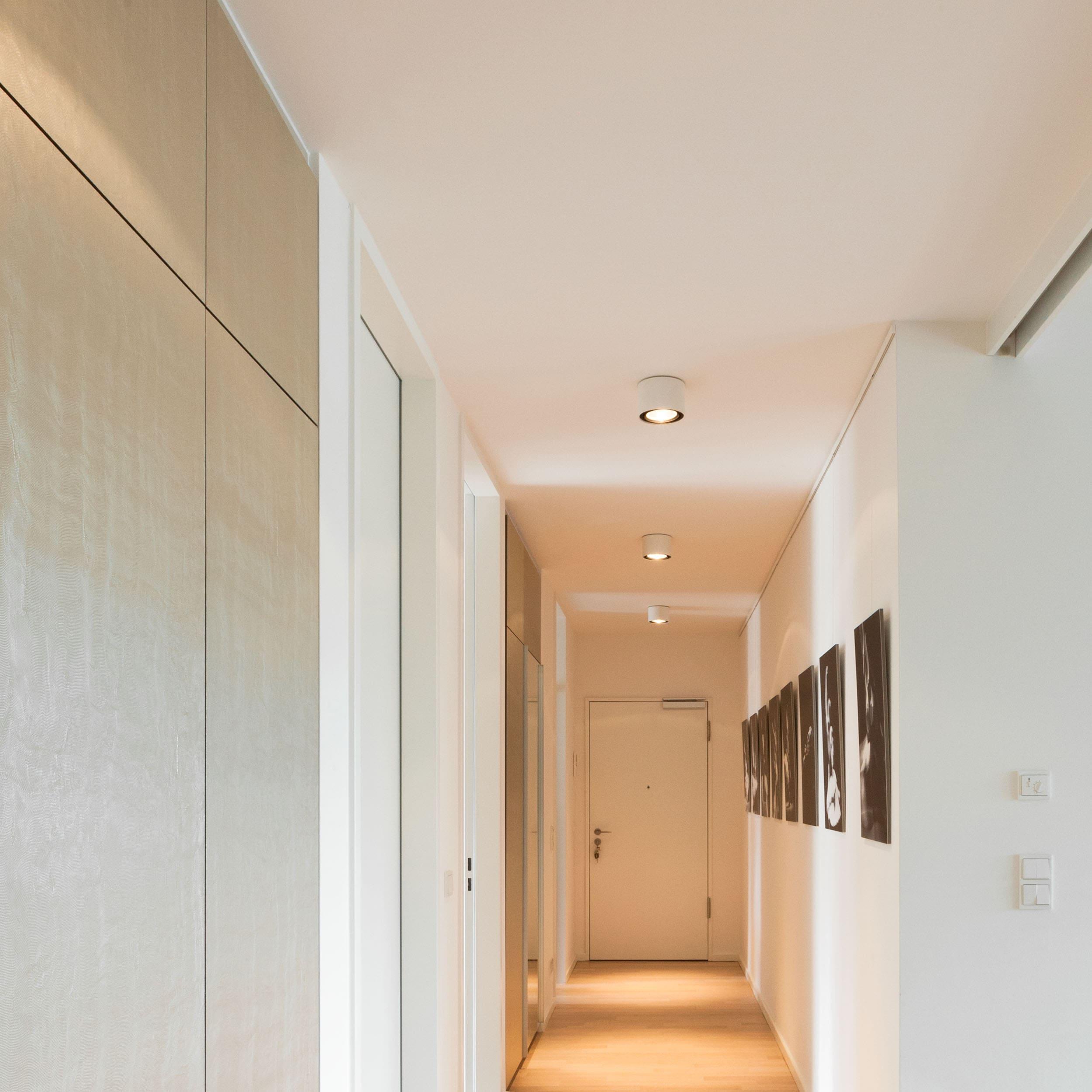 111er Niedervolt-LED Wand- und Deckenleuchte