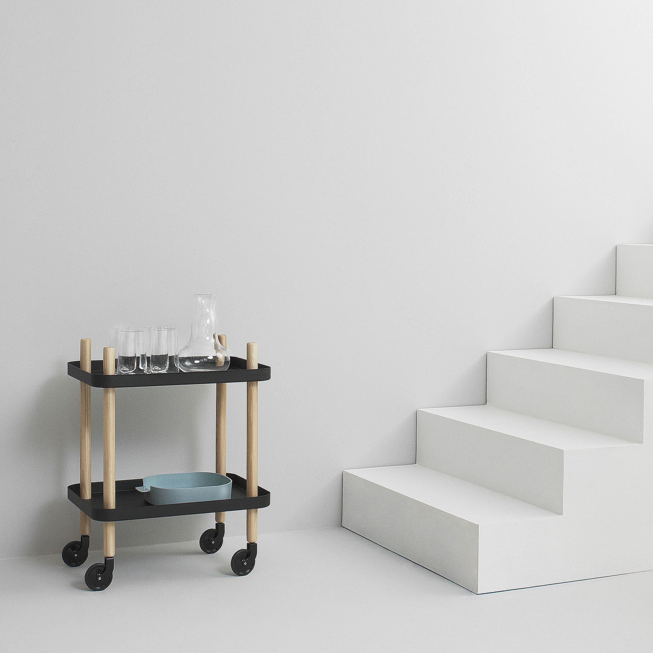Block Couch- und Beistelltisch