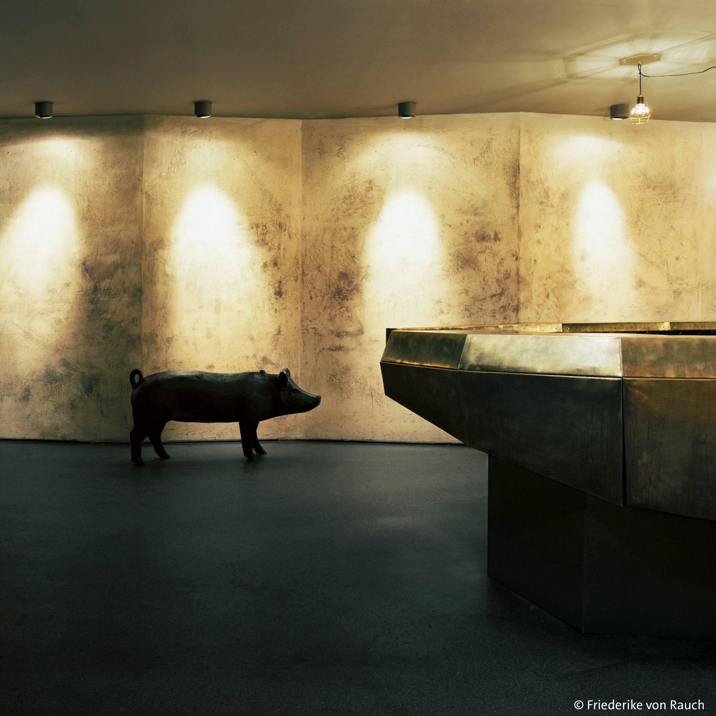111er Hochvolt-LED Wand- und Deckenleuchte