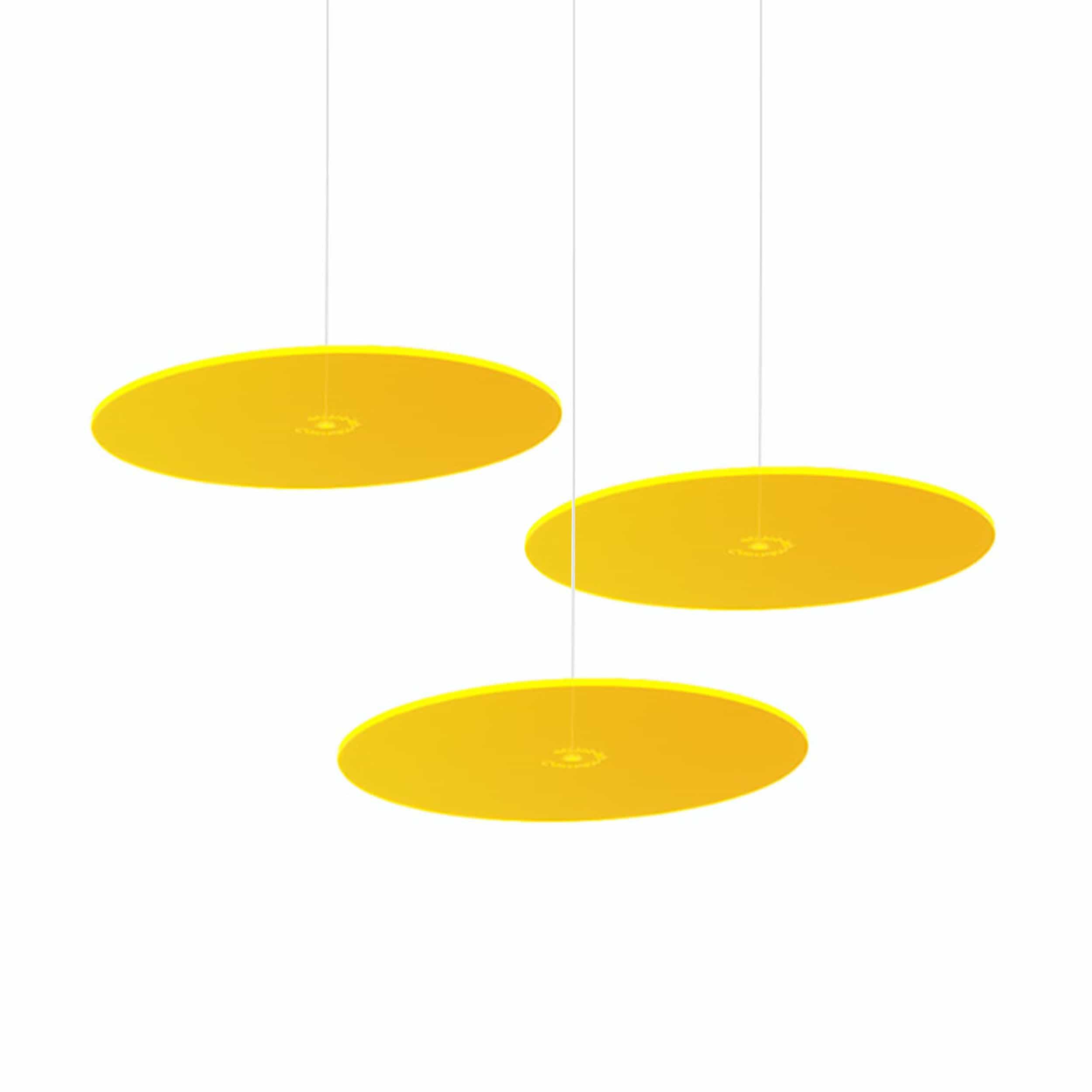 Cazador-del-sol® tres Sonnenfänger schwebend 3er Set