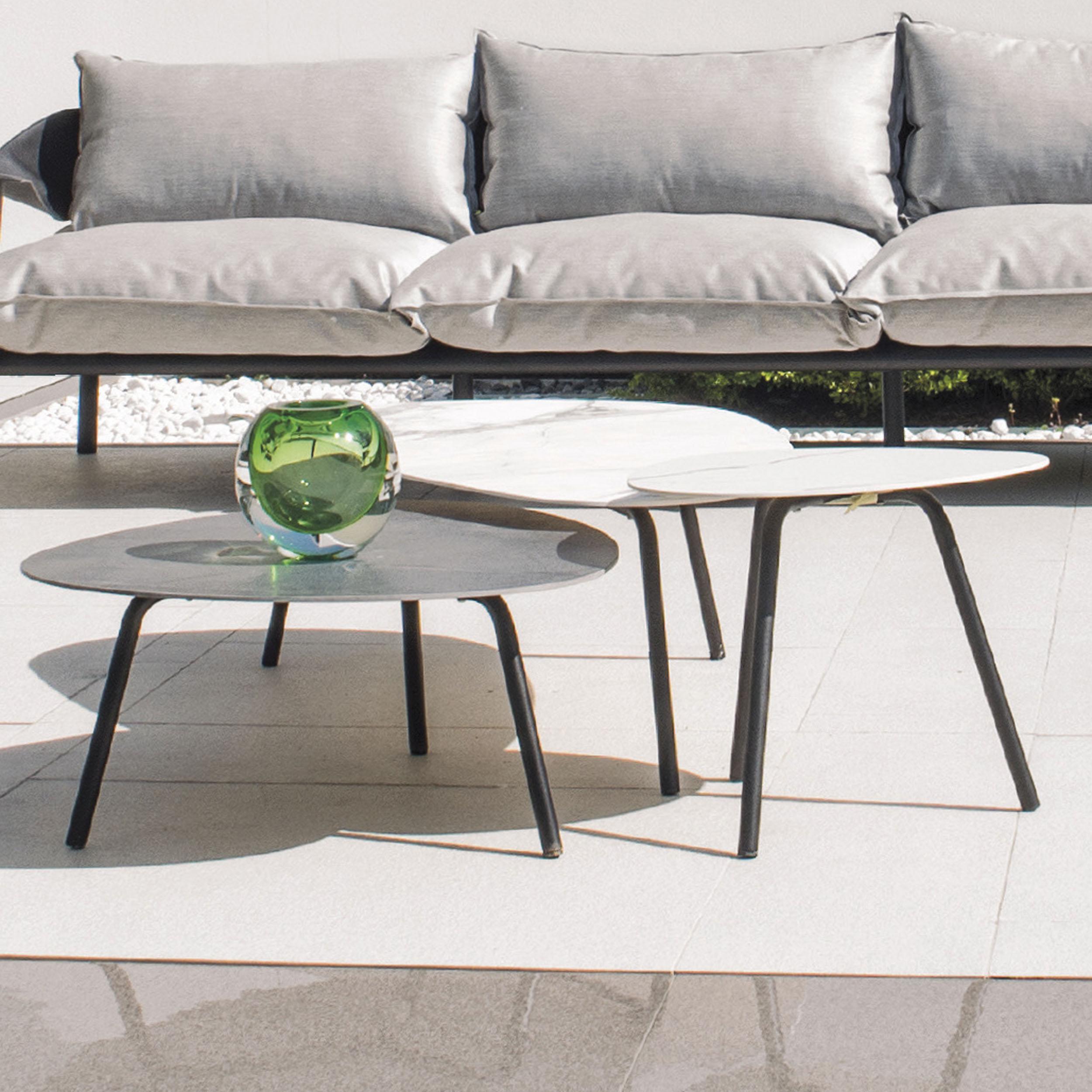 Terramare Couch- und Beistelltisch