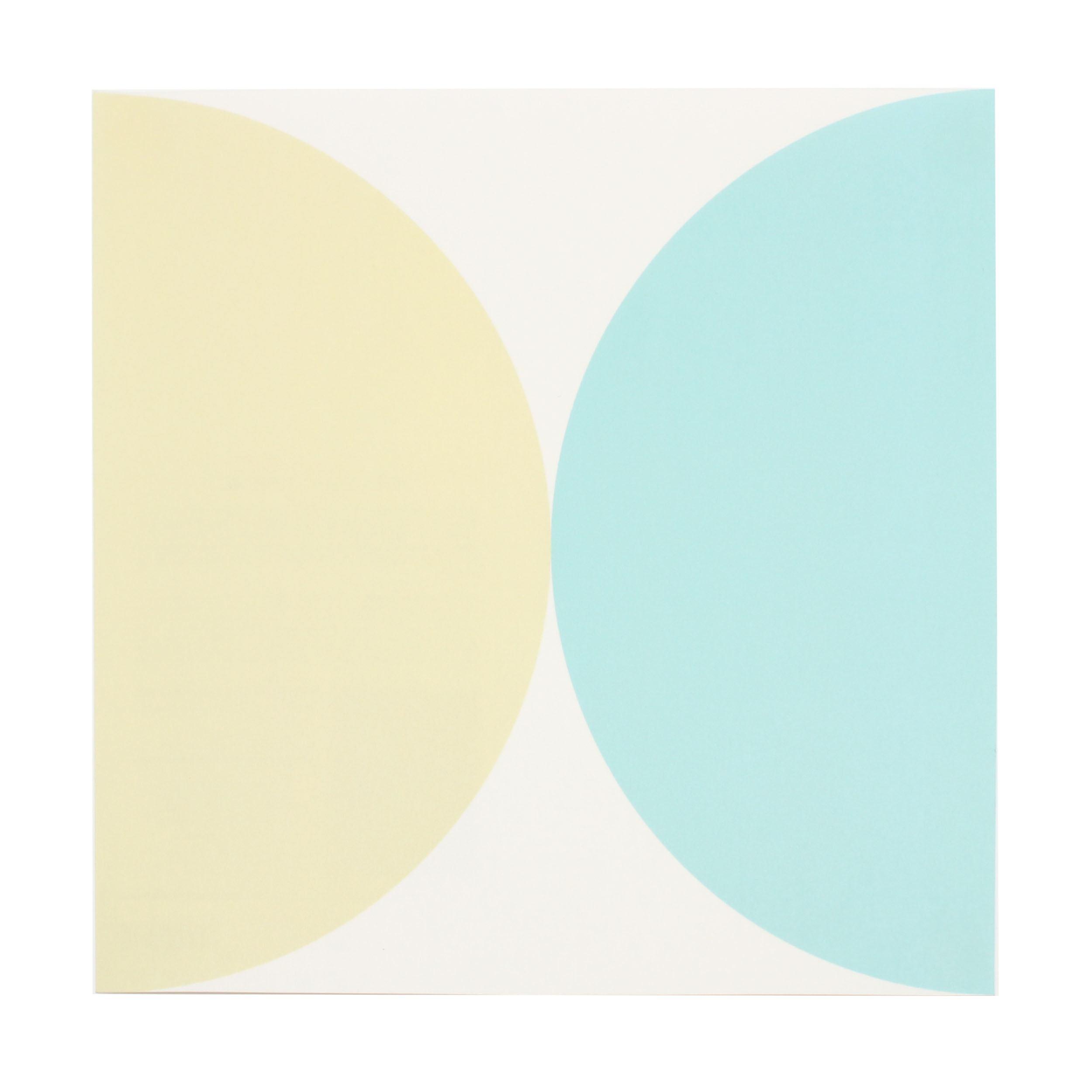mt Casa Sheet Aufkleber Circle 3er-Set