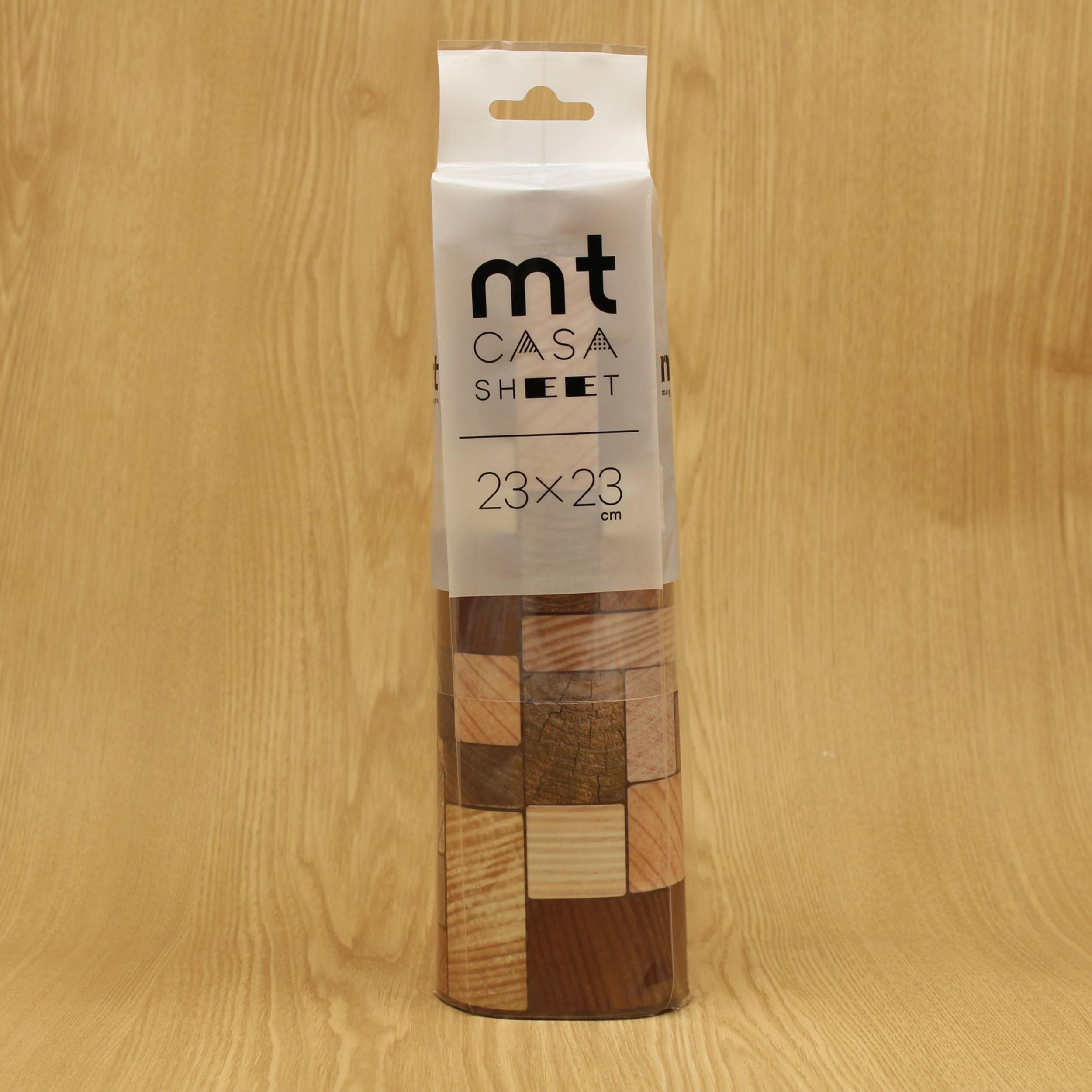 mtCasa Sheet Aufkleber Cross section of a tree 1er