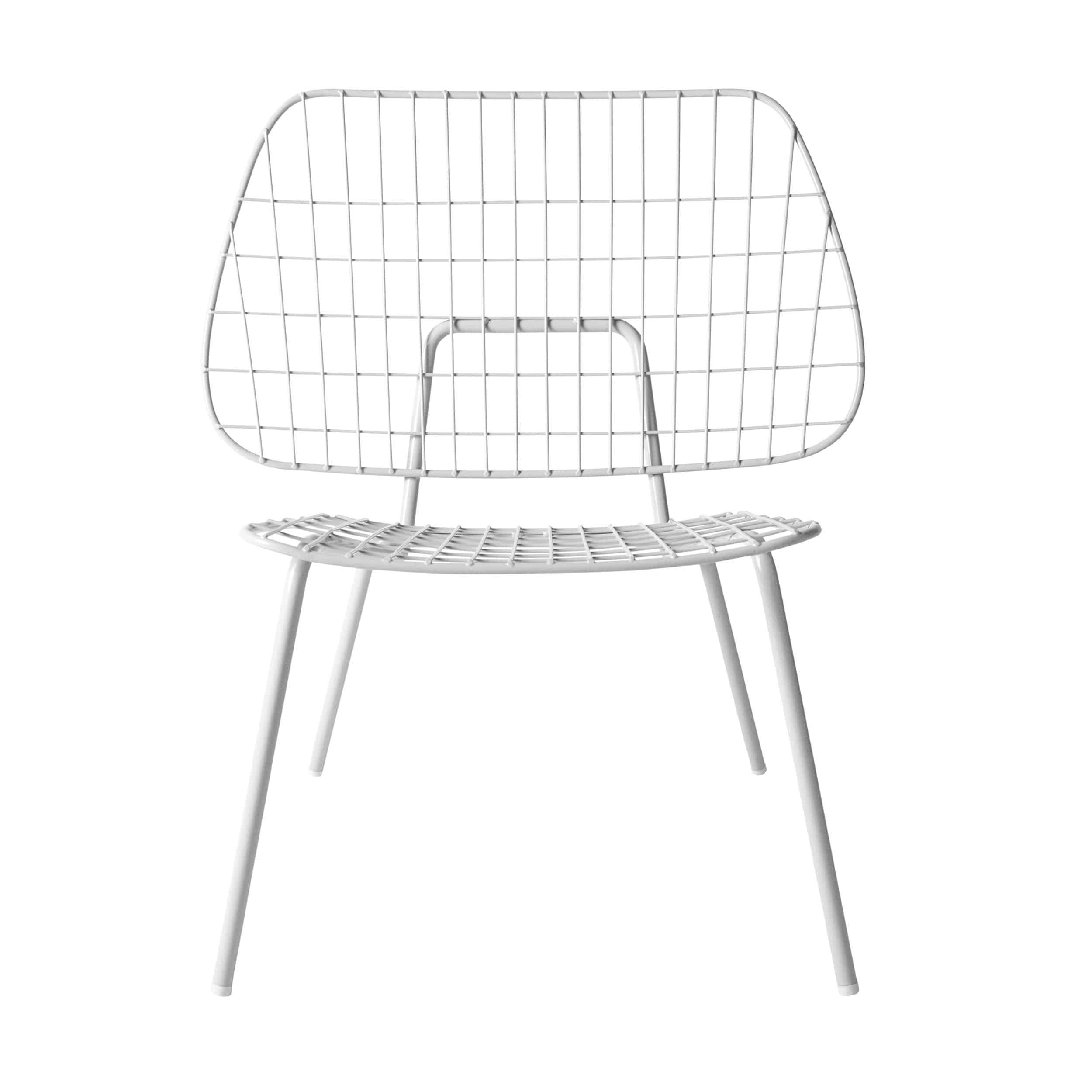 WM String Lounge Sessel