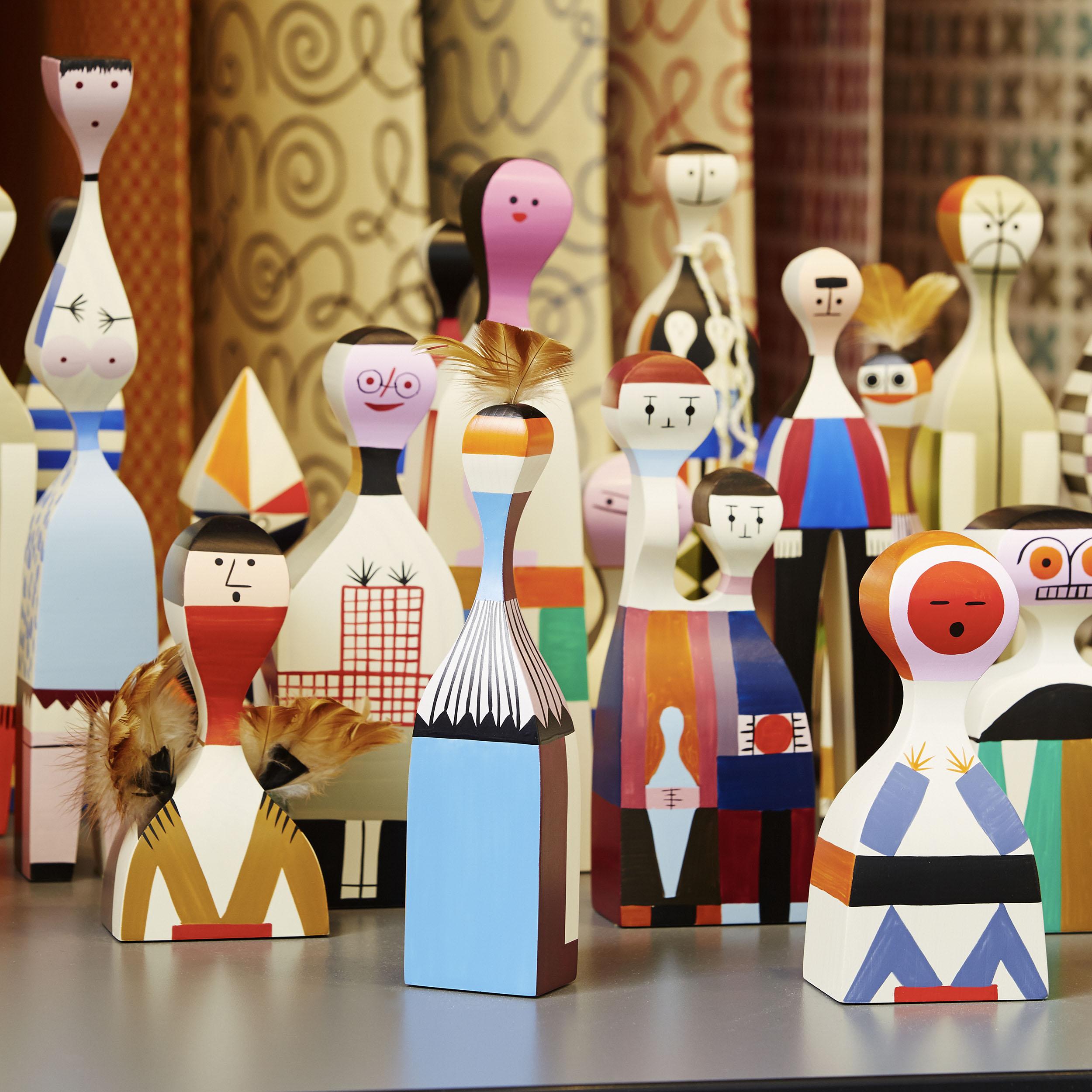 Wooden Dolls No. 20 Figur