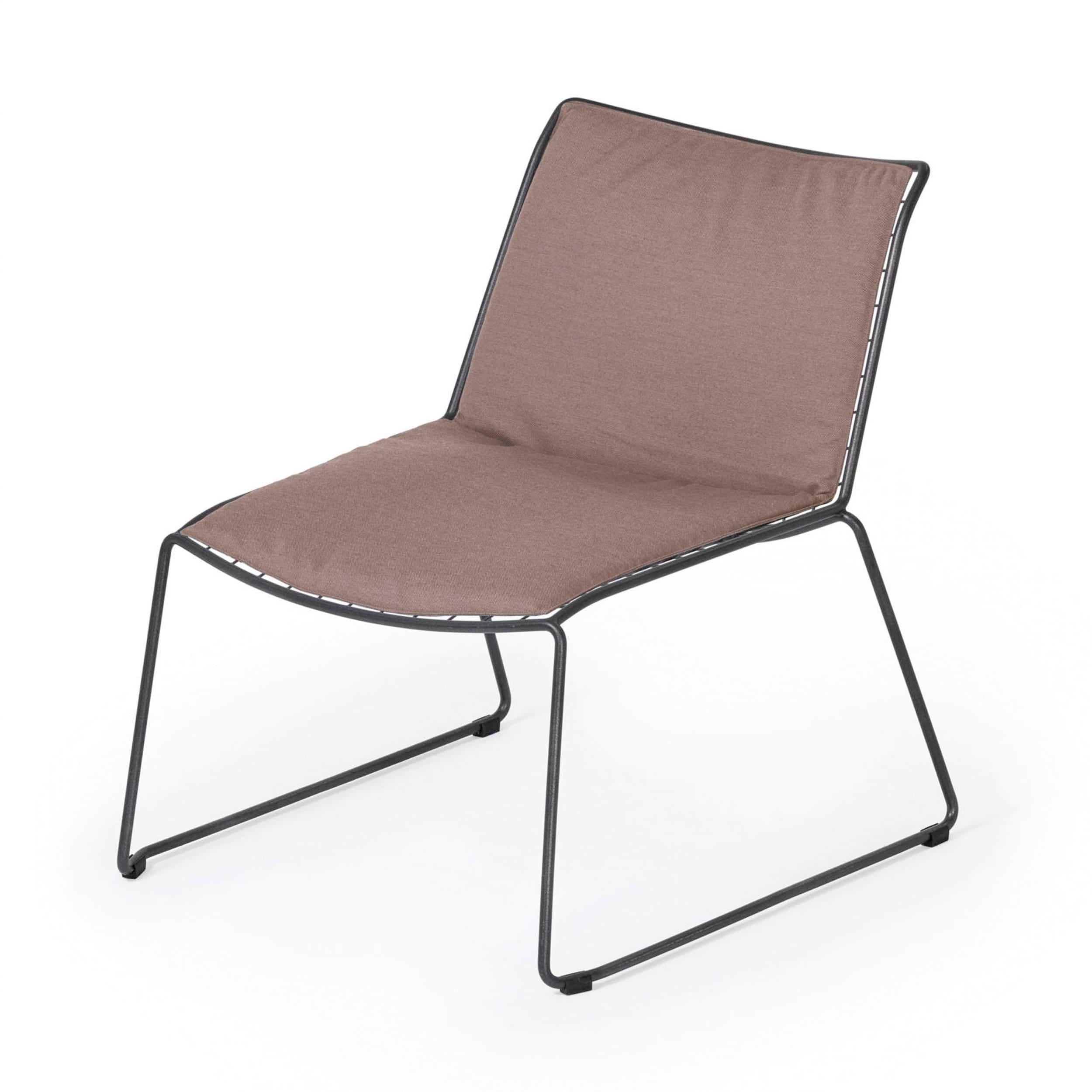 Racket Lounge Rücken- und Sitzauflage für Sessel