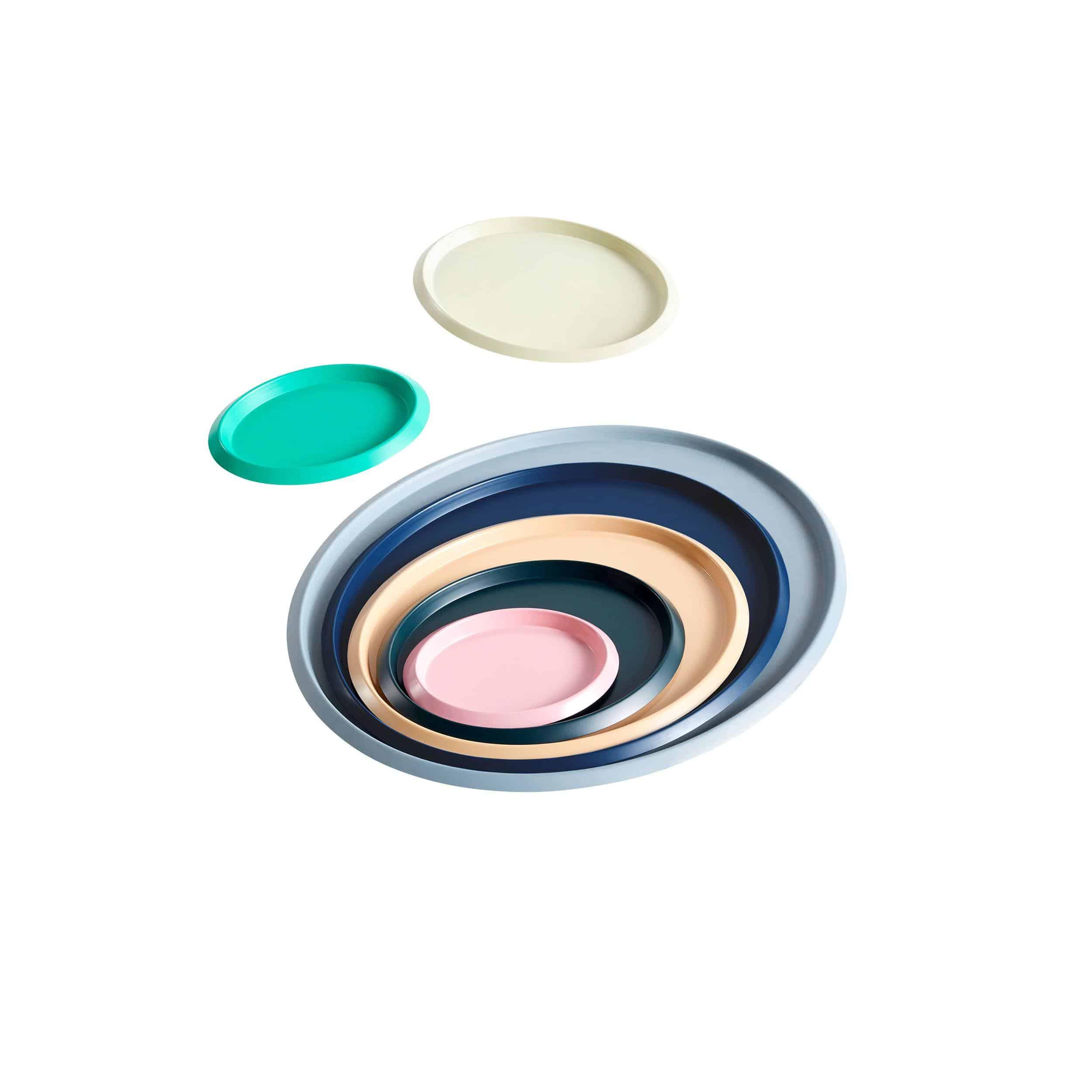 Ellipse Tray Tablett