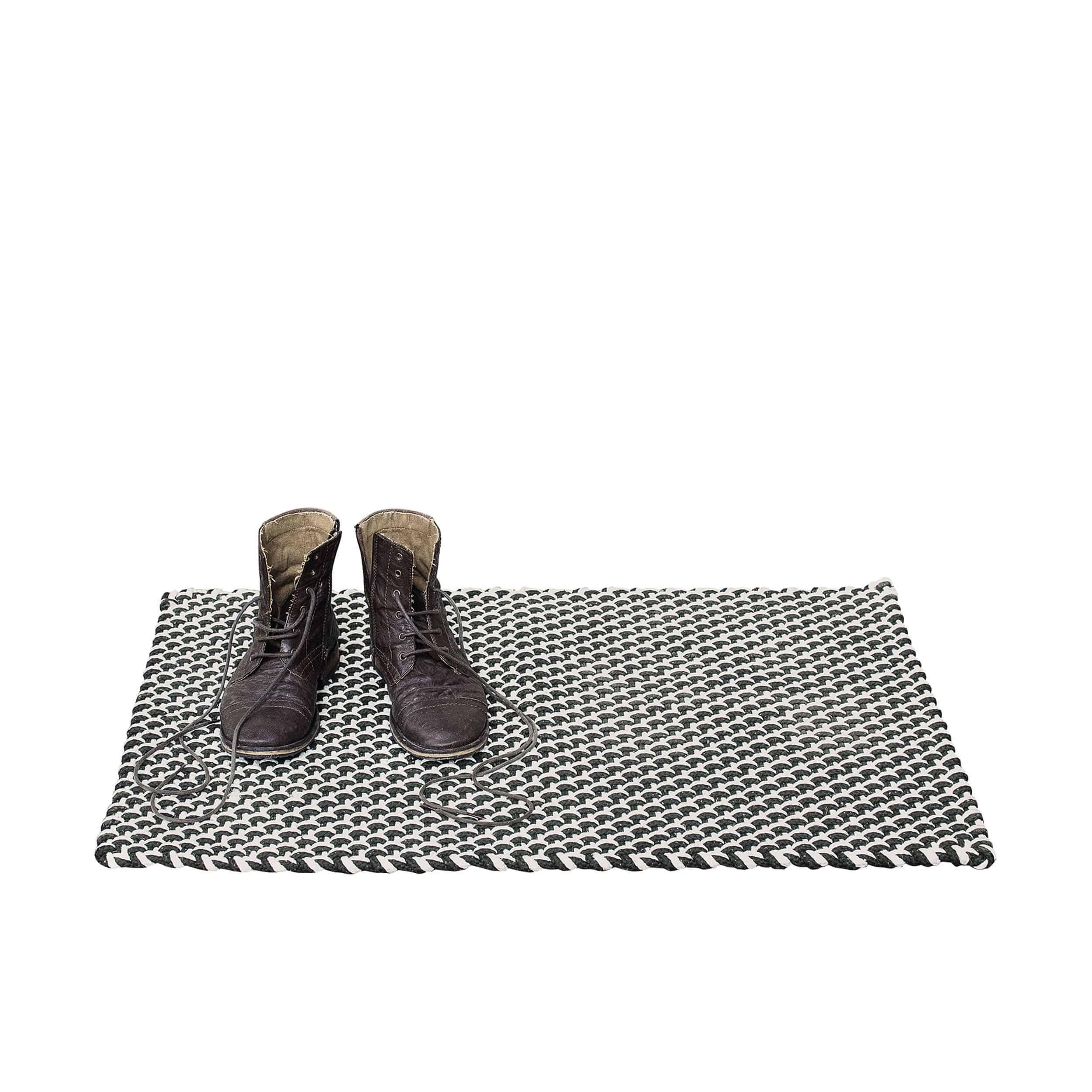 Uni Fußmatte und Badematte
