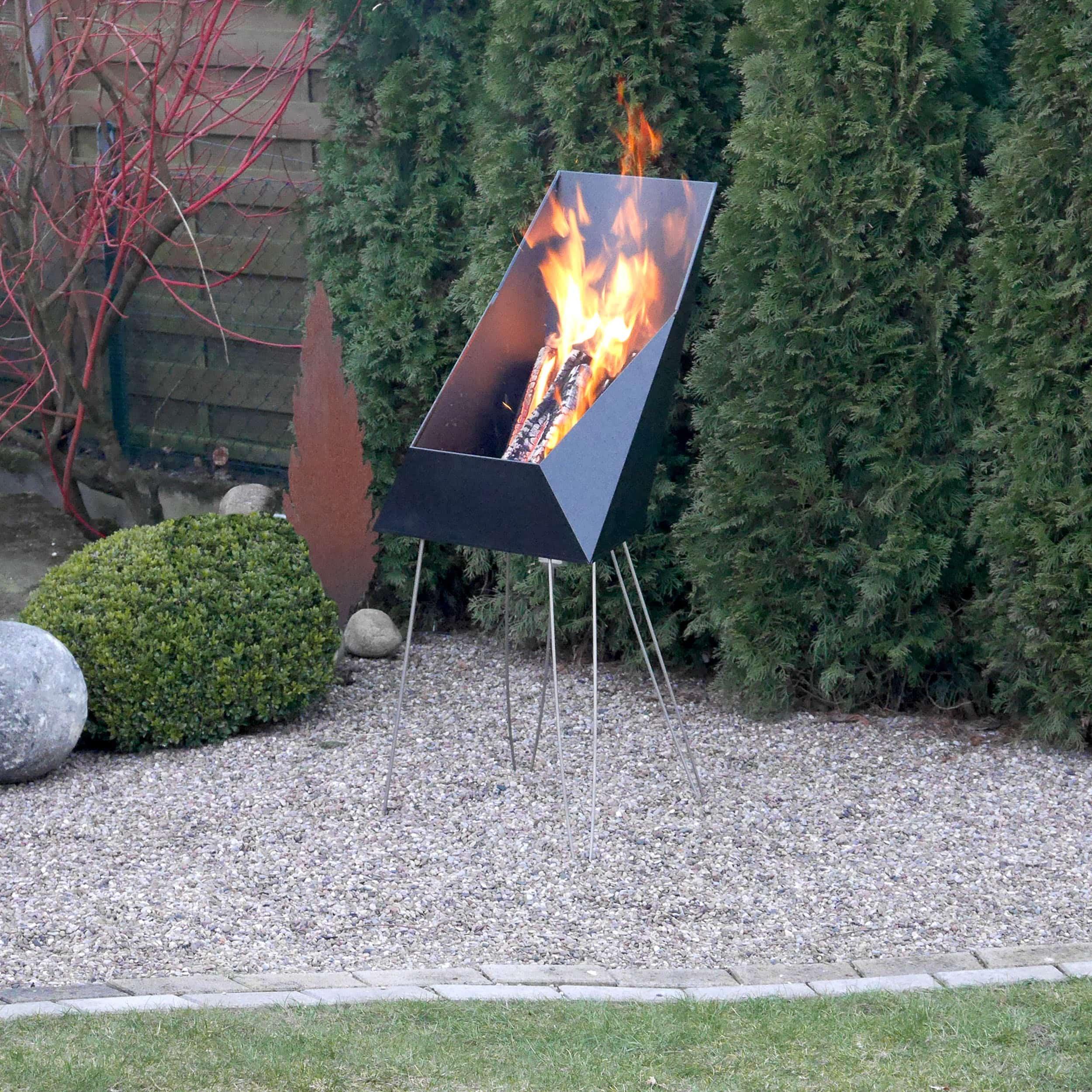 Merive M4 Feuerkorb