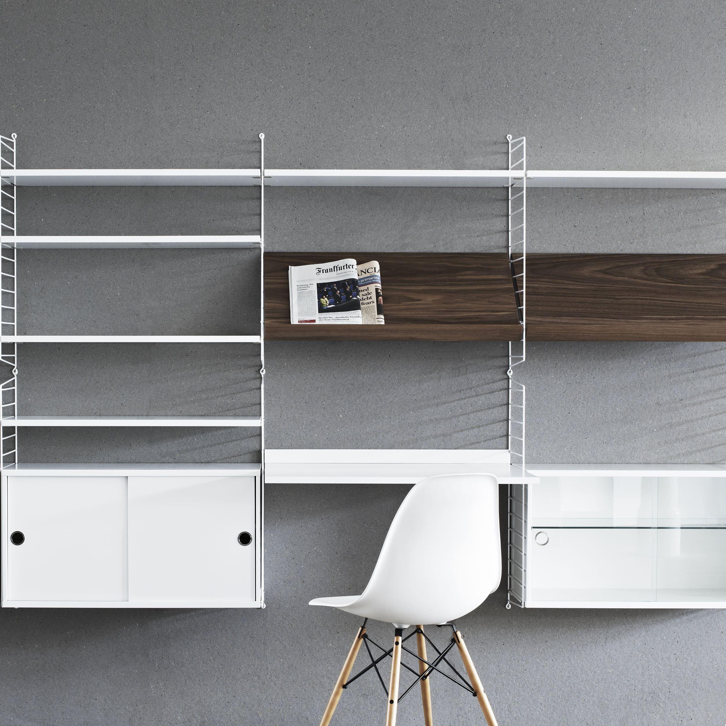 String System Schreibtischplatte