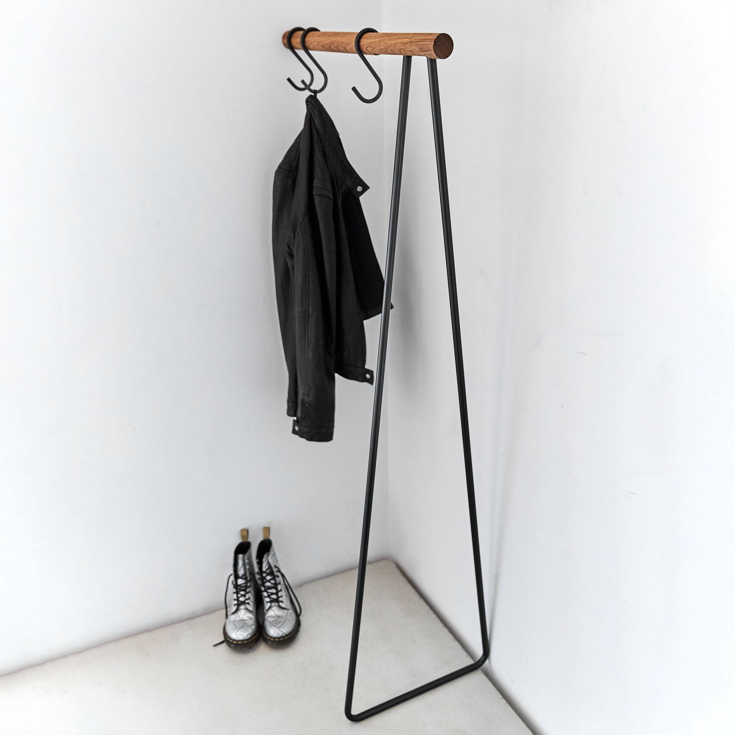 Wall Clothes Rack Garderobe