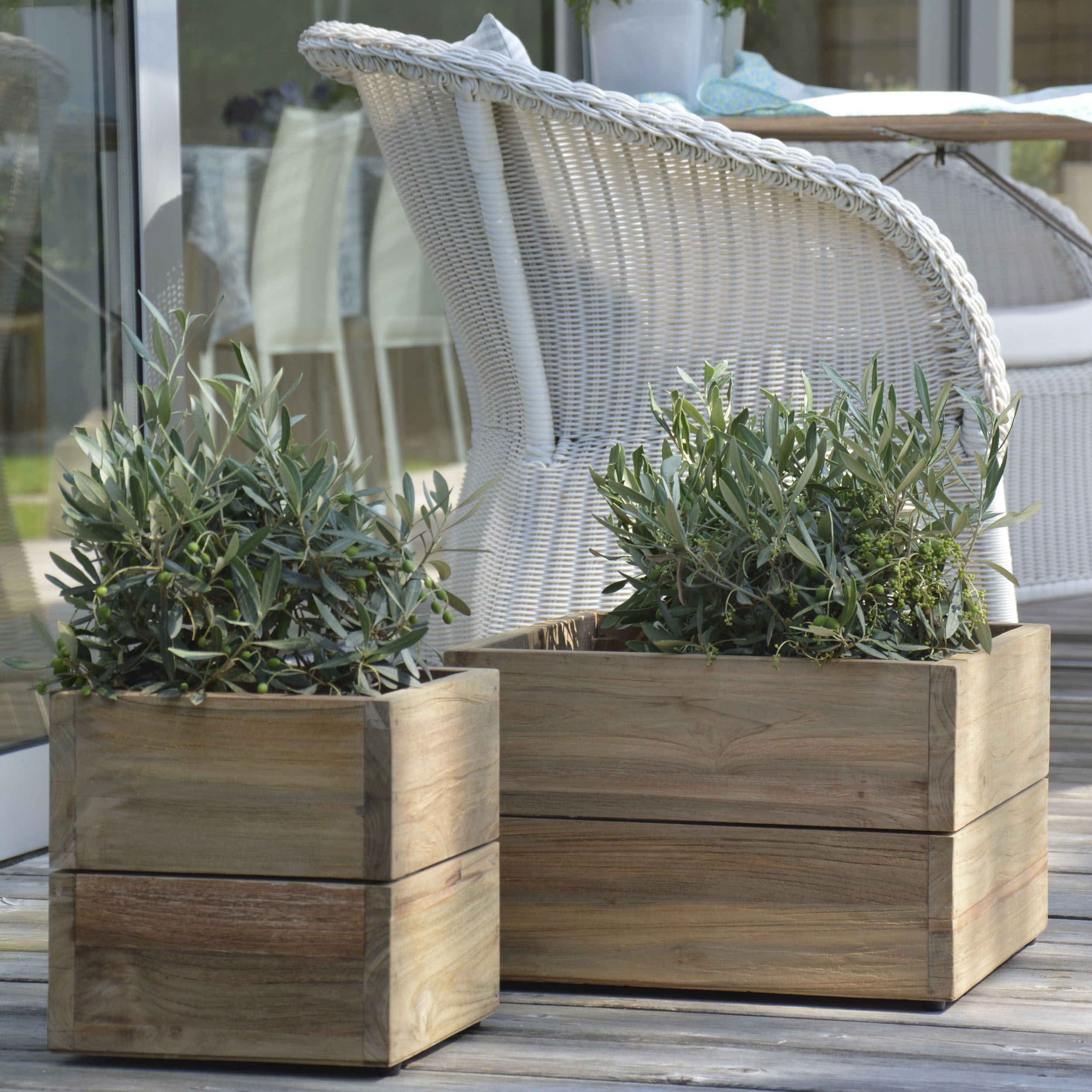 Minigarden Pflanzbehälter