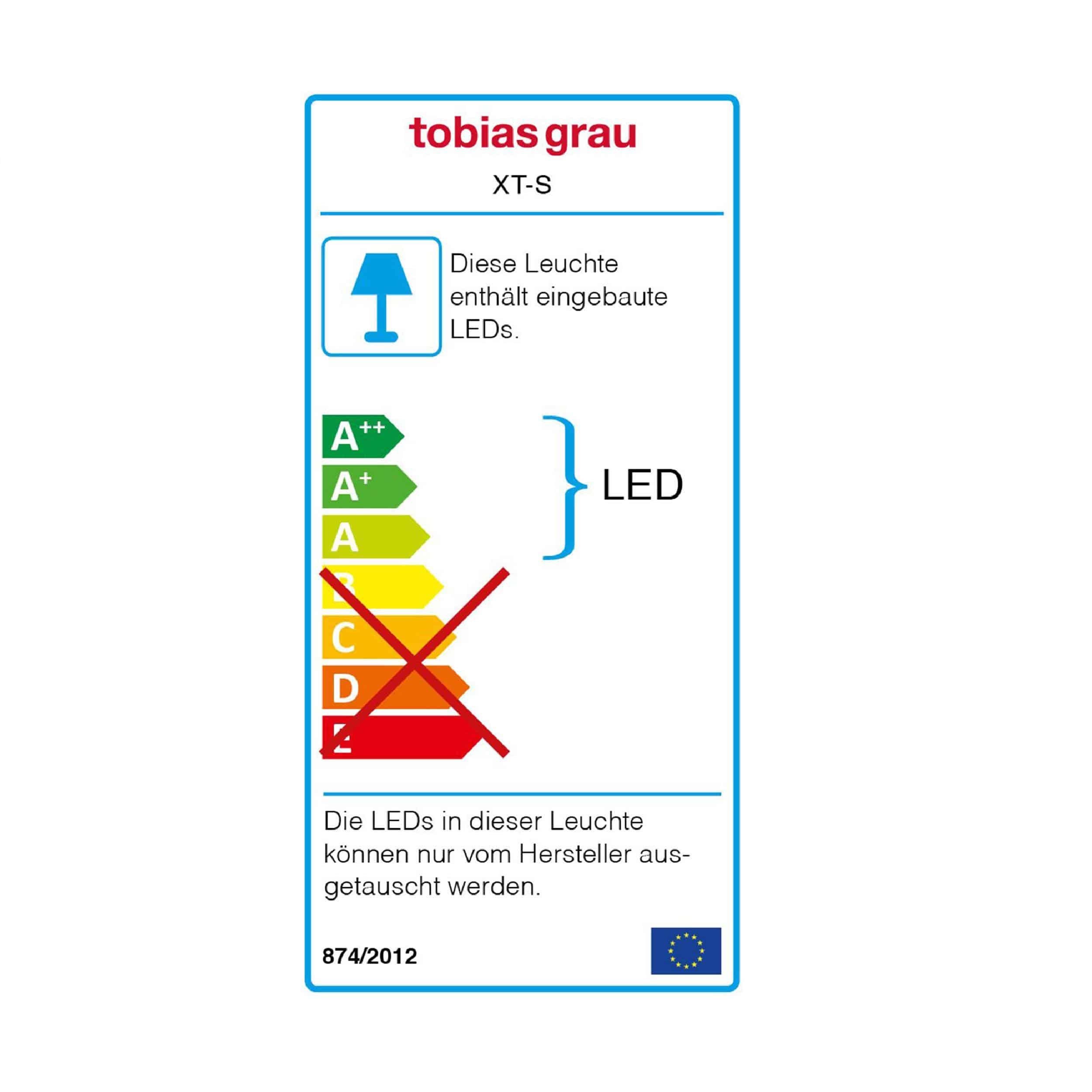 XT-S LED Wandleuchte
