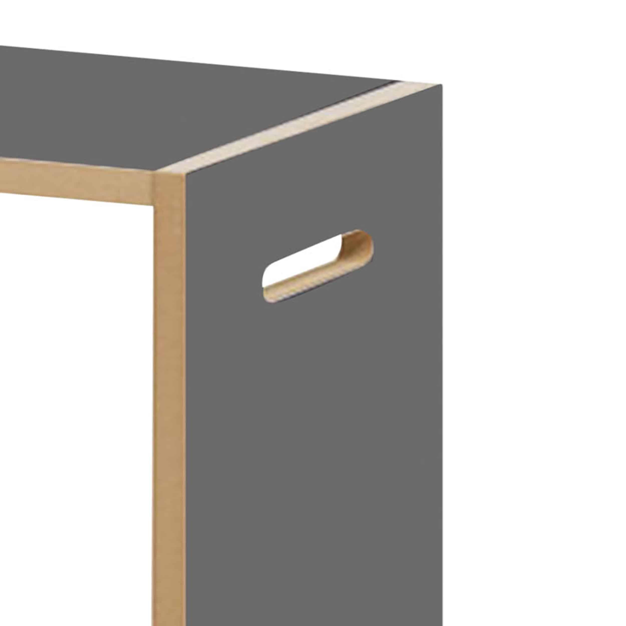 Tojo-hochstapler Anbauelement mit Türen