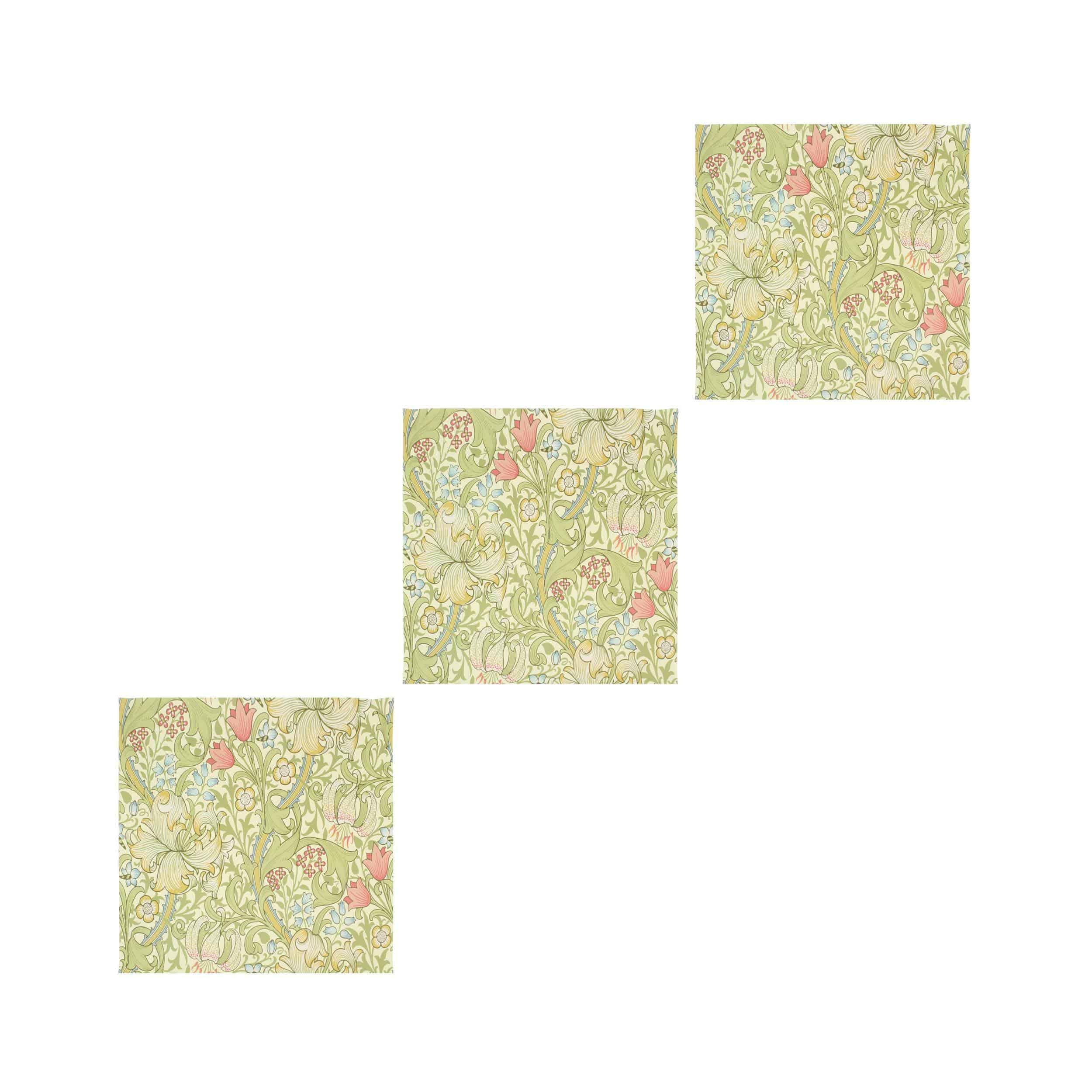 mt Casa Sheet Aufkleber Golden Lily 3er-Set