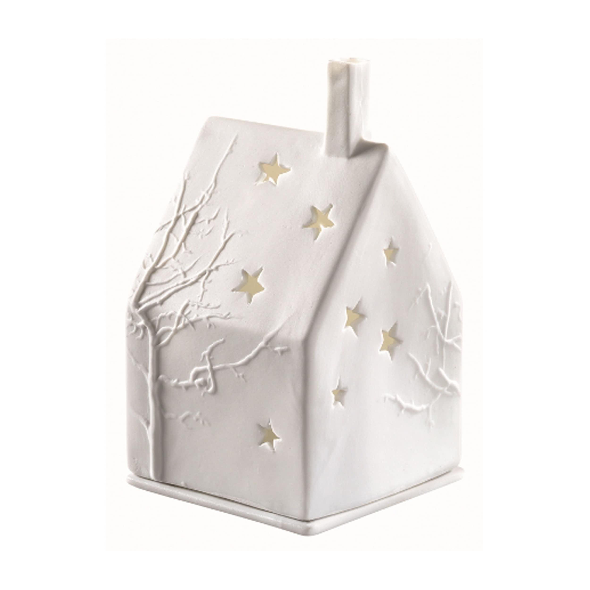 Lichthaus Xmas Baum Sterne Teelichthalter