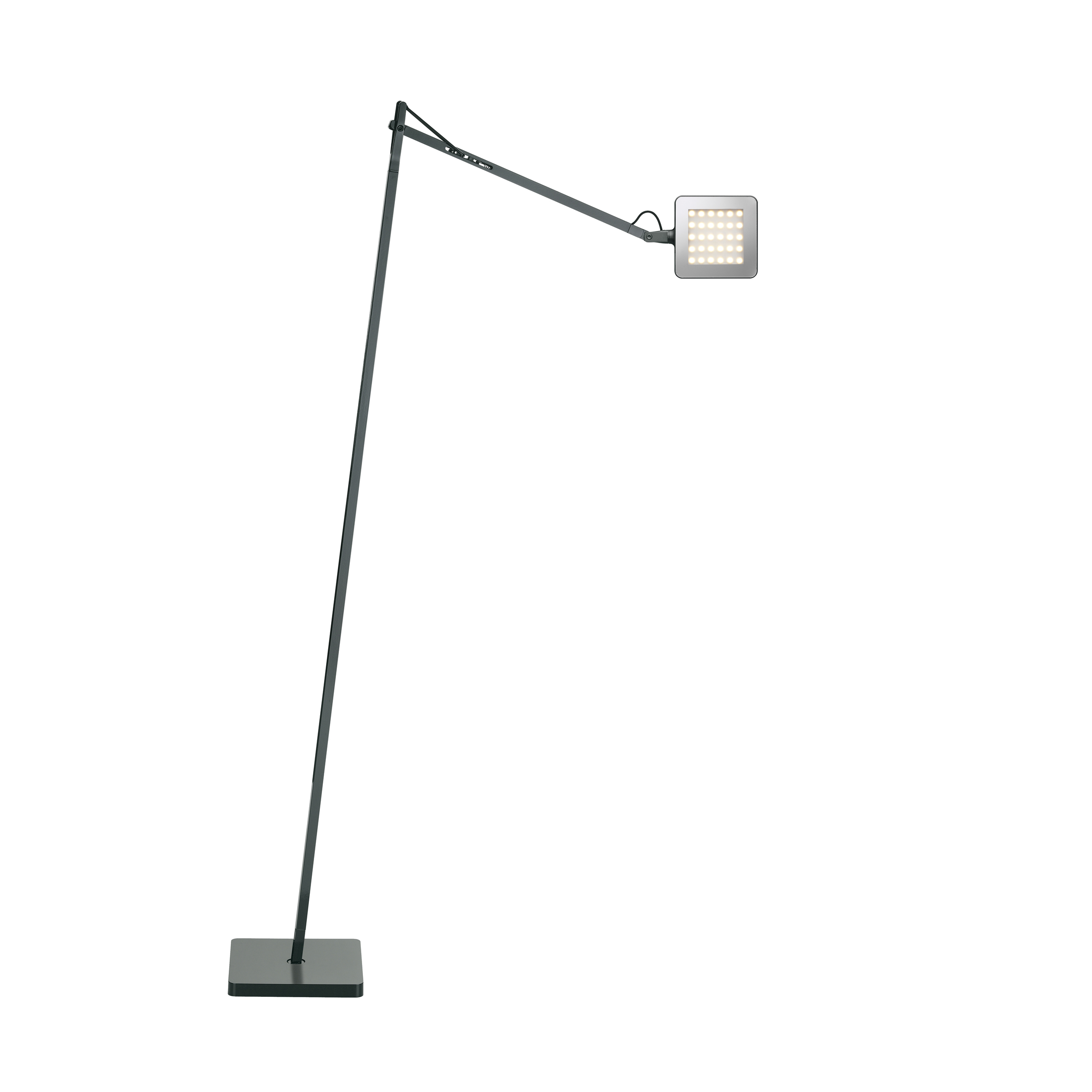 Kelvin F LED Stehleuchte