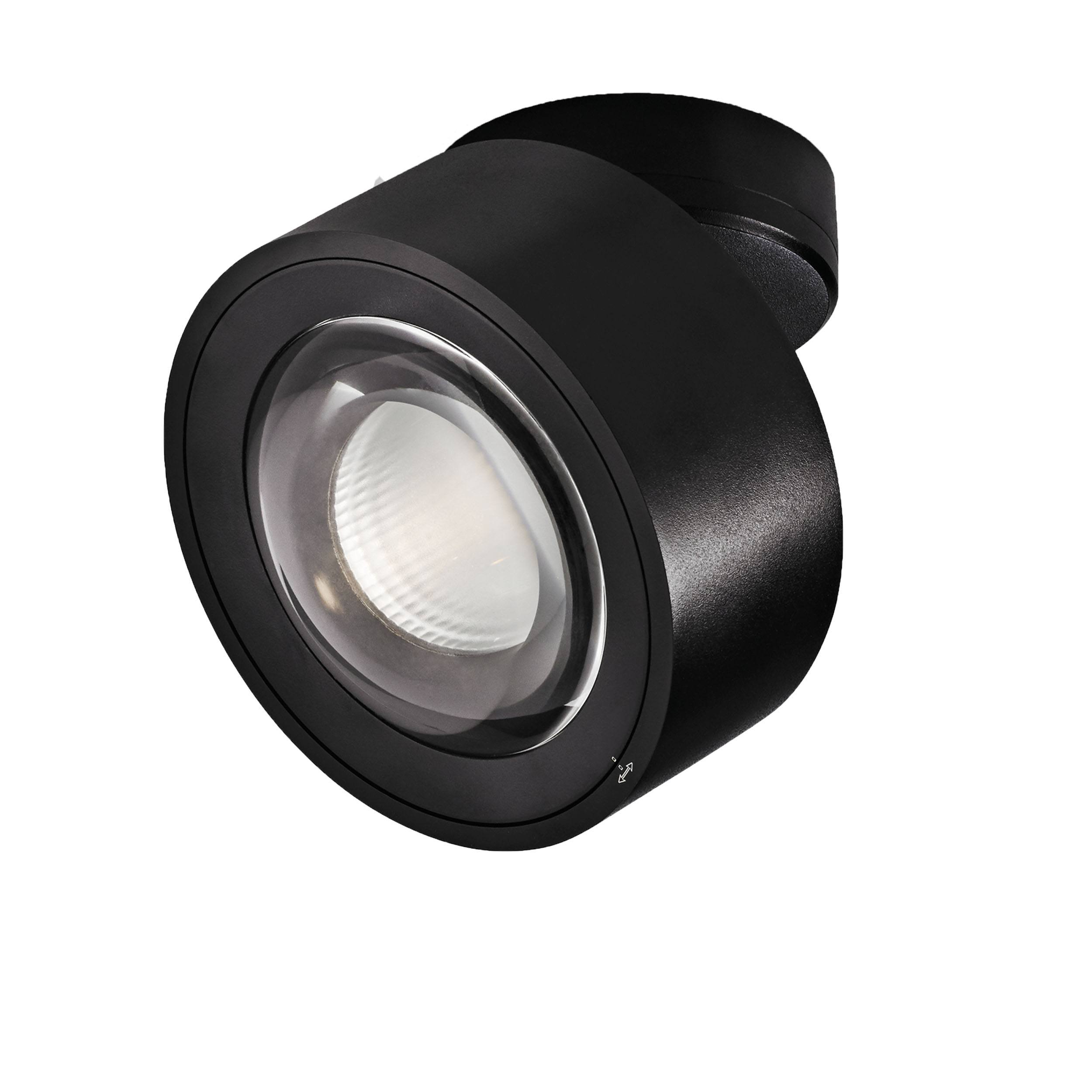 Clippo Optic LED Wand- und Deckenstrahler