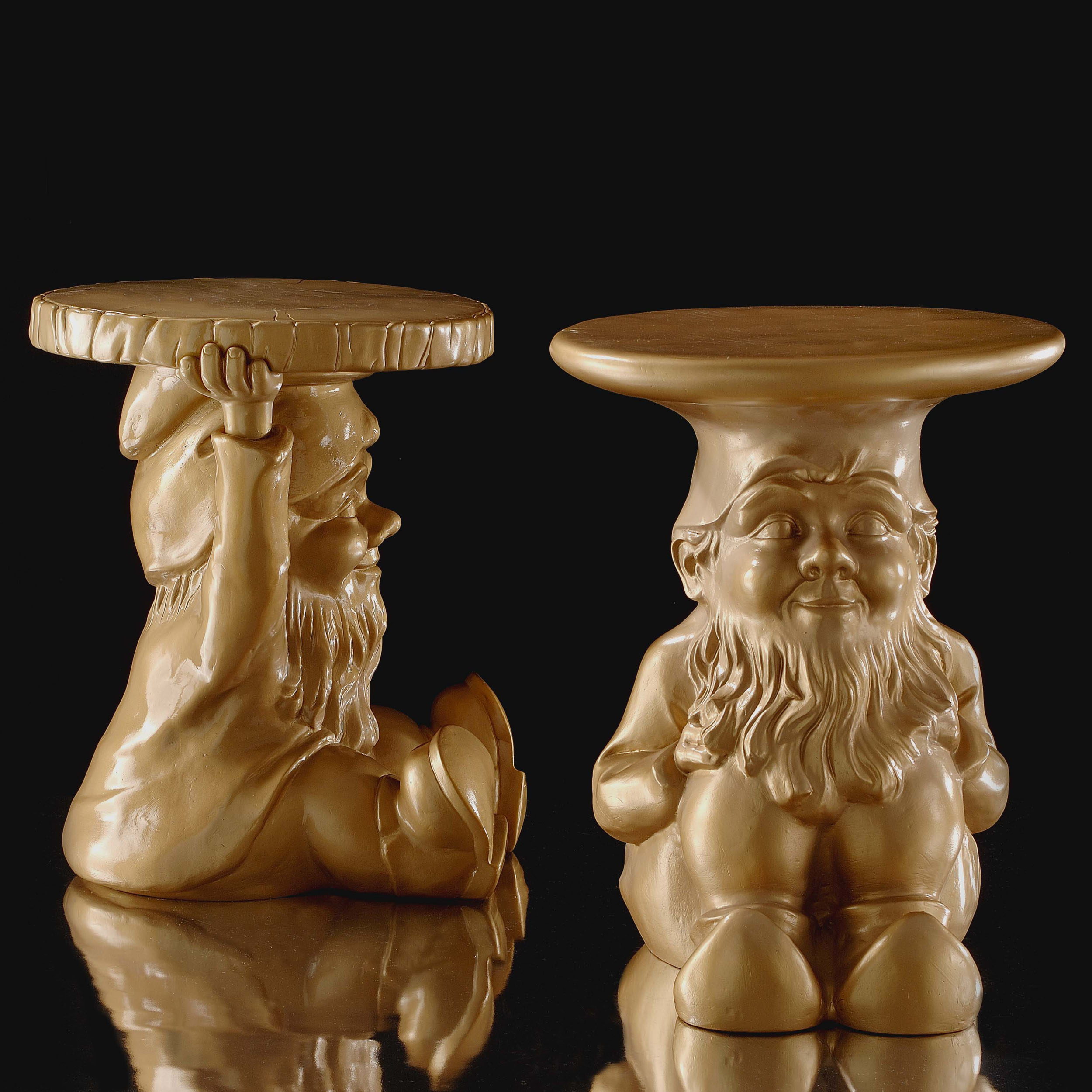 Gnomes Napoleon Tischchen