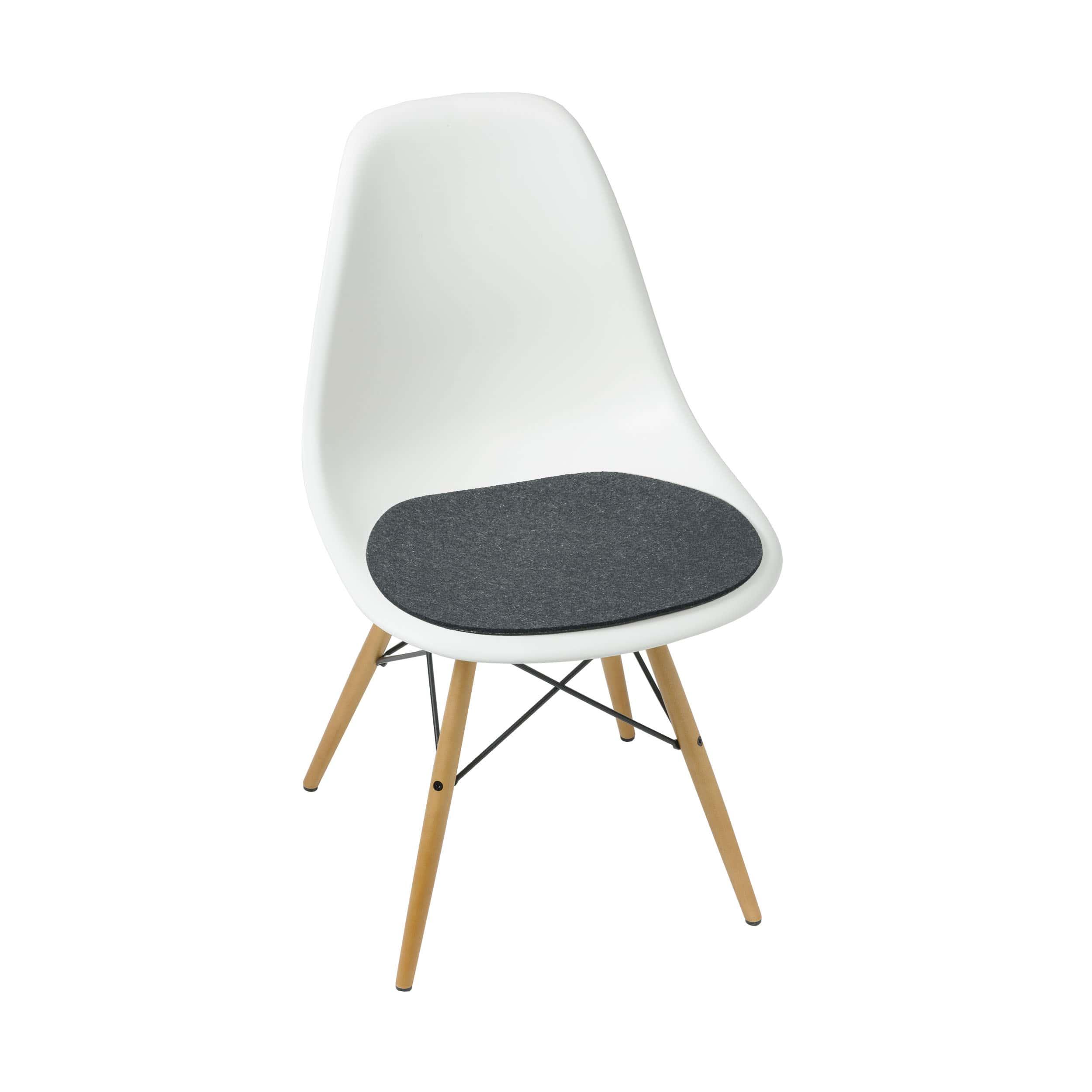 Sitzauflage 1-lagig für Eames Side Chair