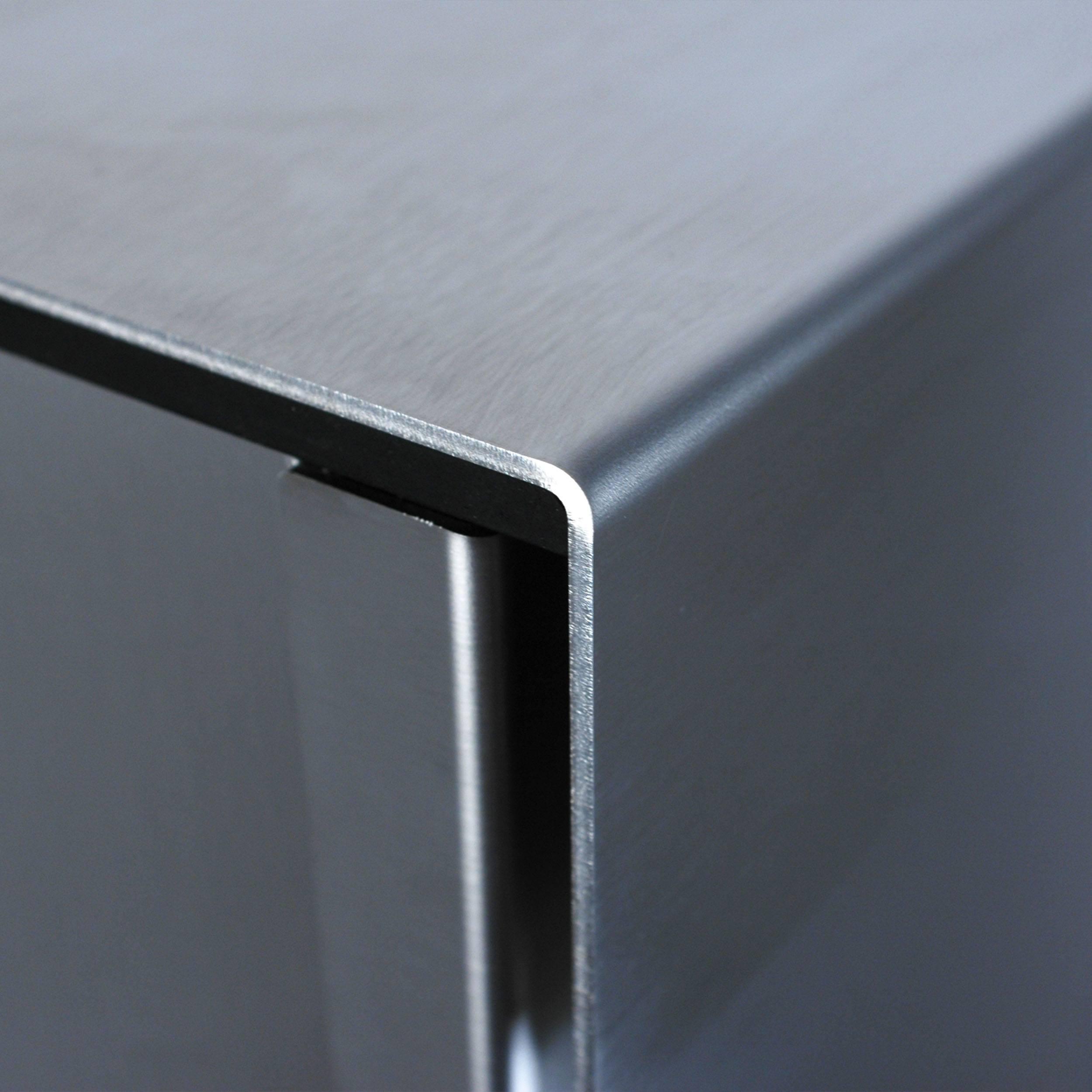 Glasnost Metal 360 Briefkasten