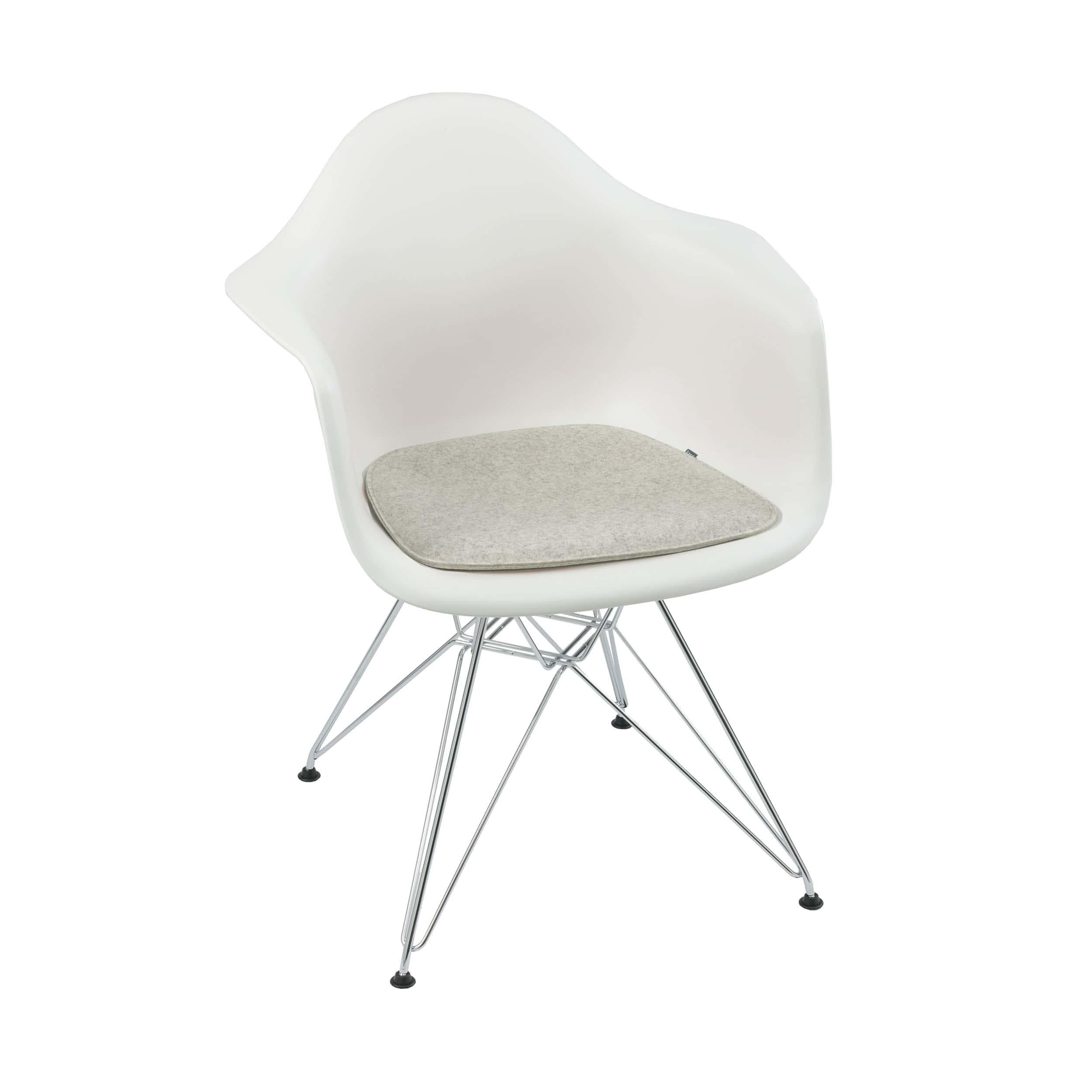 Sitzkissen 2-lagig für Eames Armchair