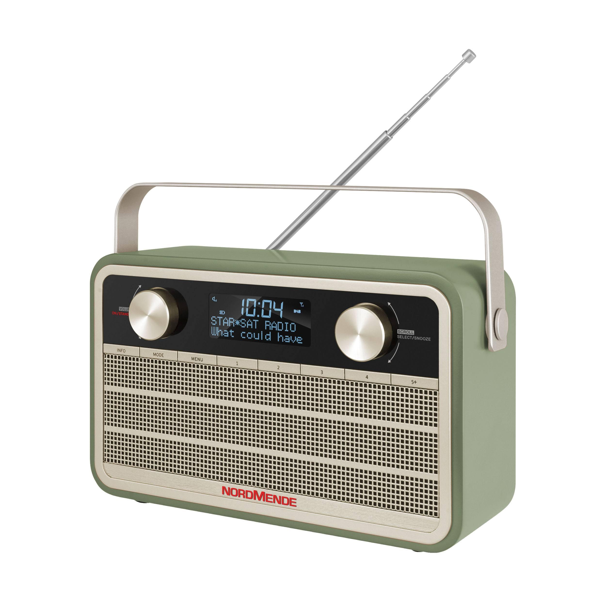 Transita 120 DAB+ Digitalradio