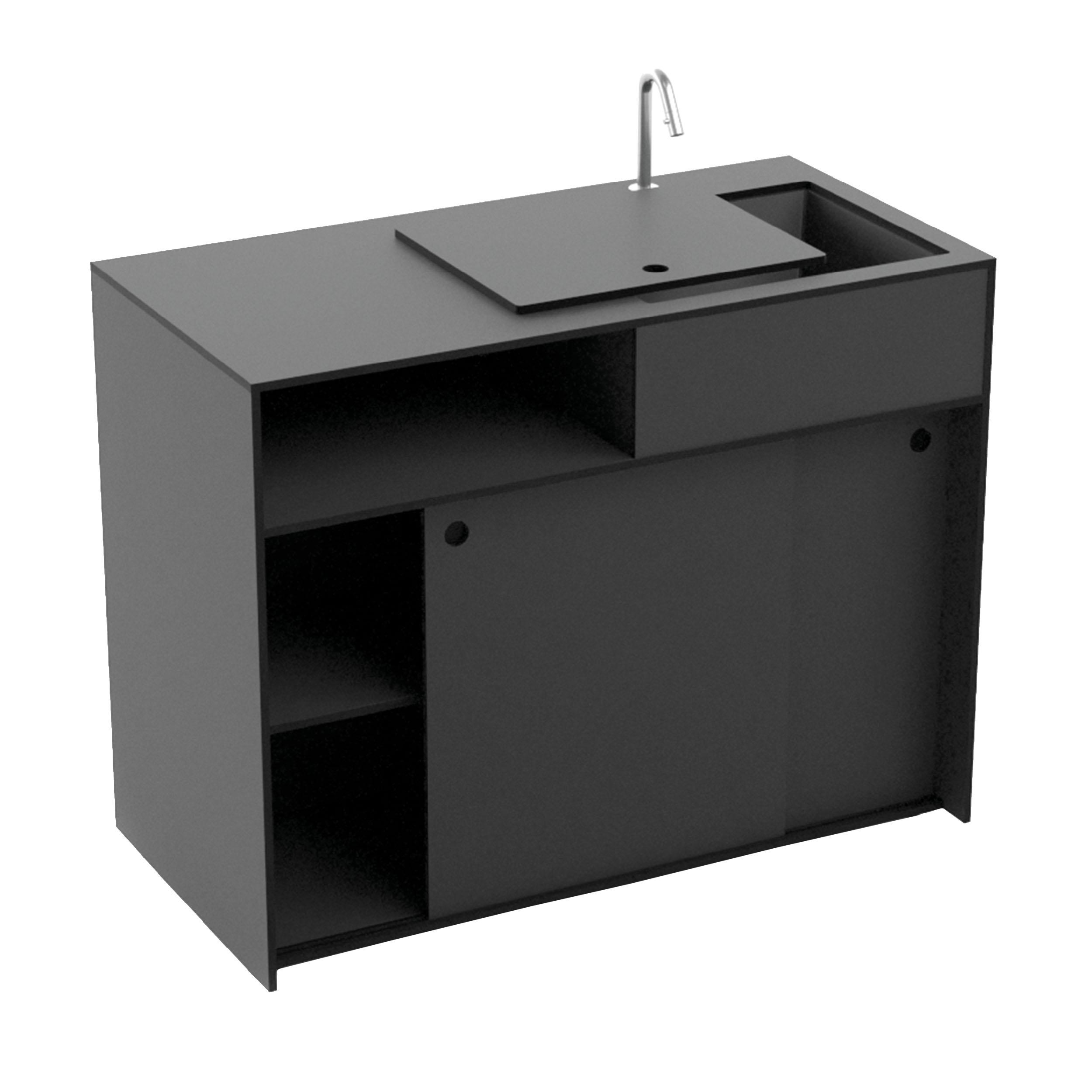 Ticino Kitchen Water Schrank