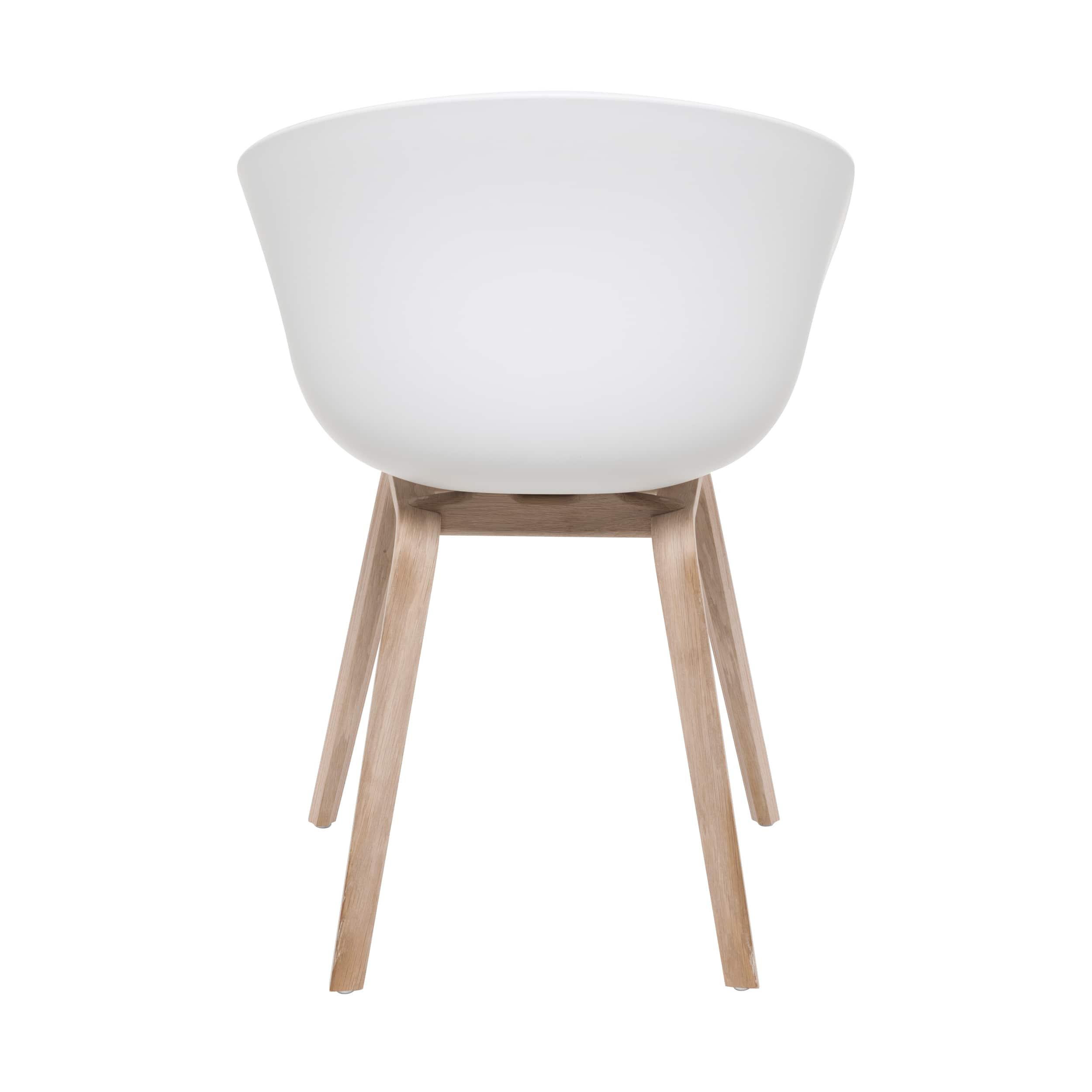 About A Chair AAC22 Spiegelpolster Stuhl lackiert matt