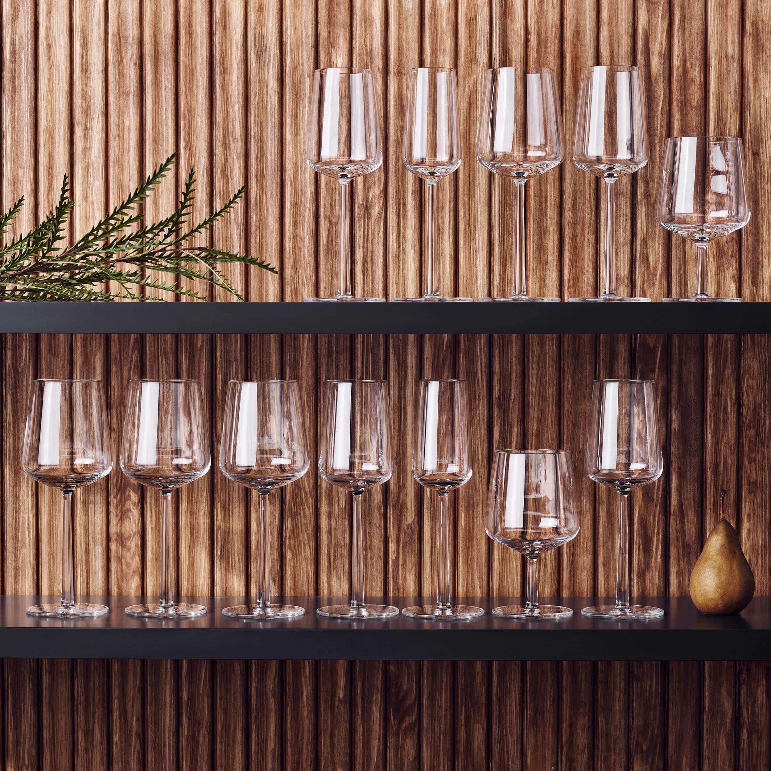 Essence Rotweinglas 8er-Set
