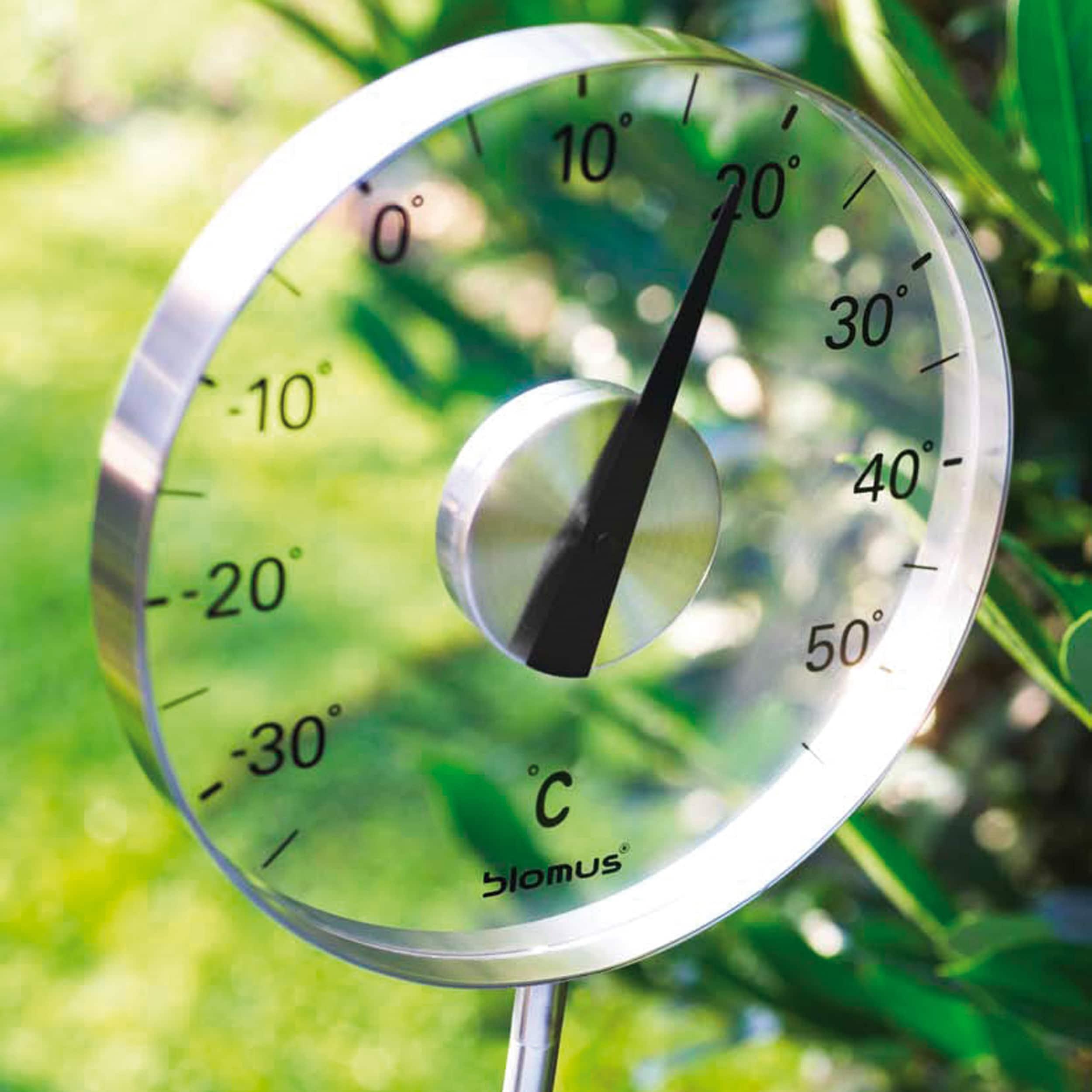 Grado Gartenthermometer mit Erdspieß