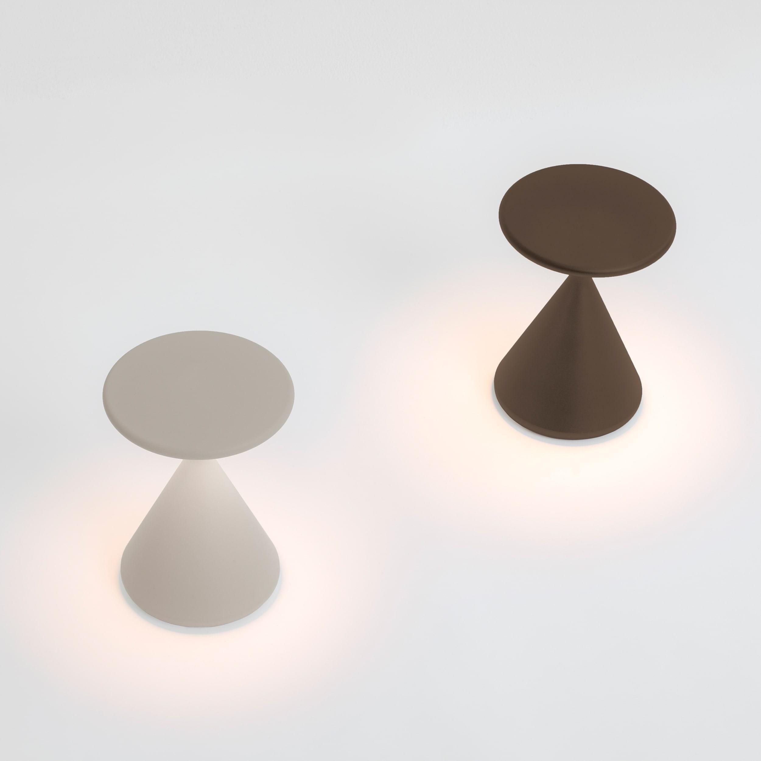 Salt and Pepper LED Tischleuchte