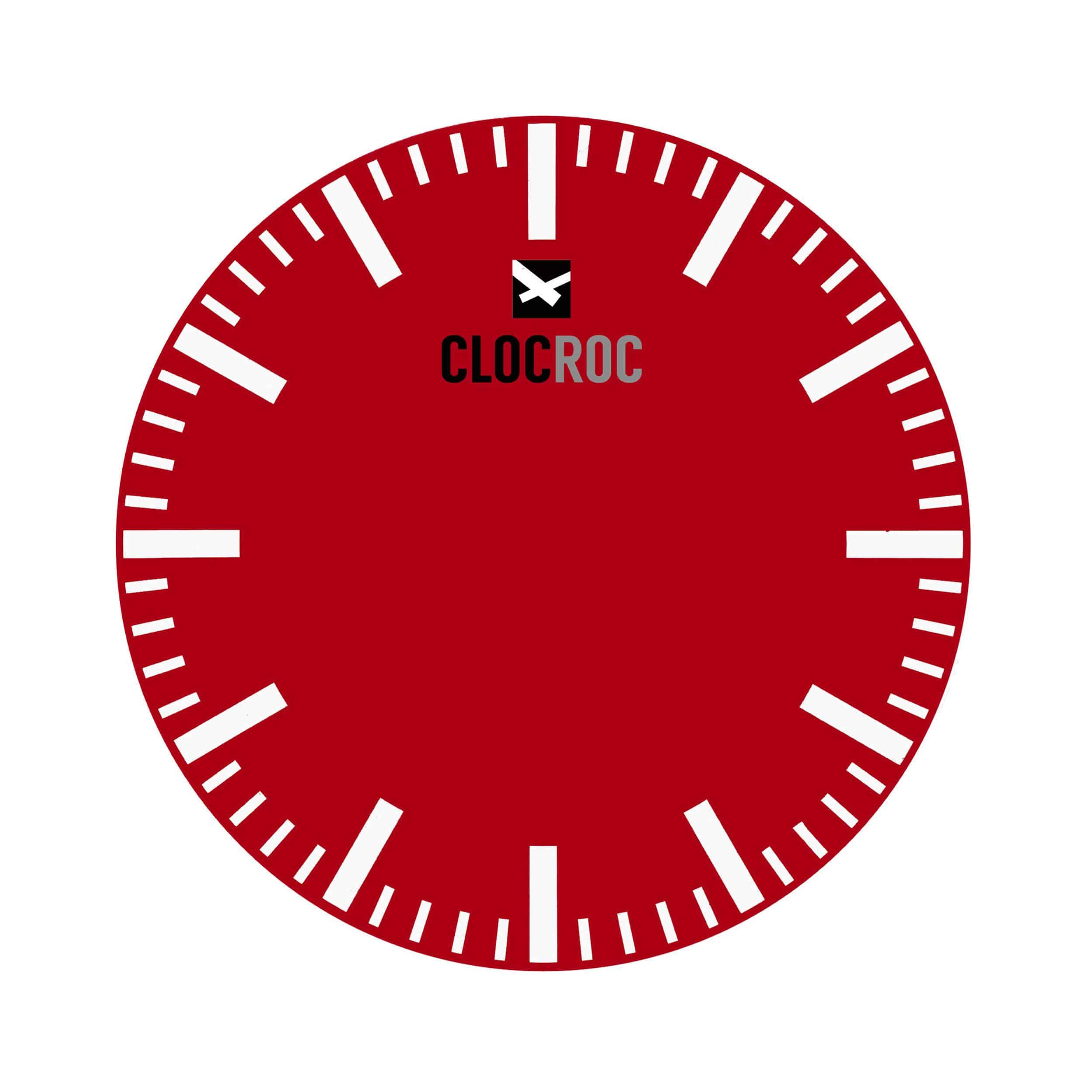 Clocroc Zifferblatt