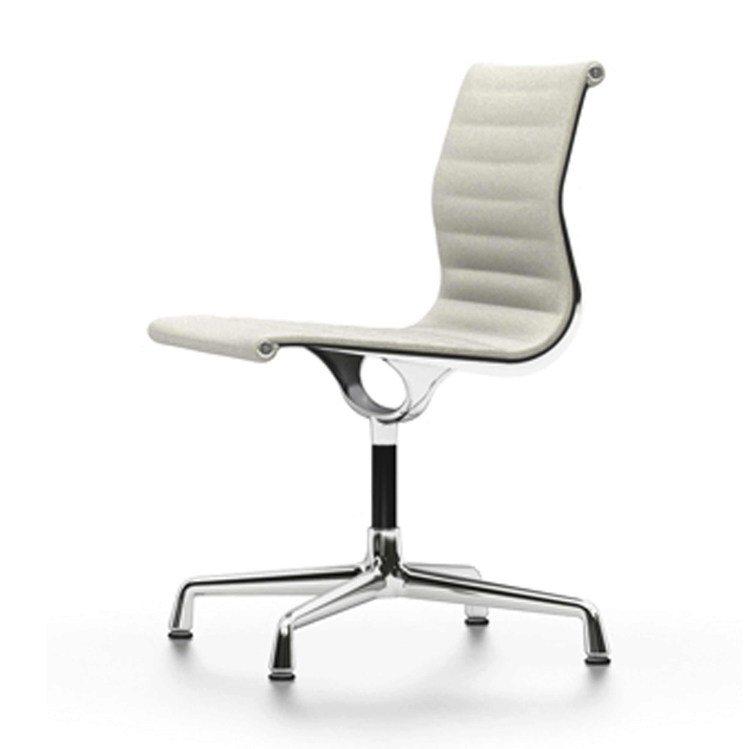 Aluminium Group EA 101 Stuhl mit Filzgleitern