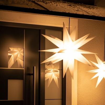 Sterntaler 18-Zacker Maxi Outdoor LED Leuchtstern