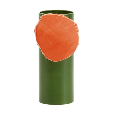 Découpage Disque Vase