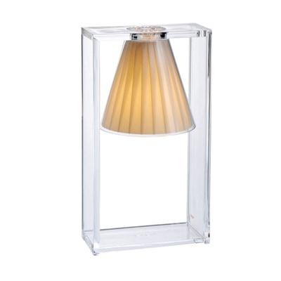 Light Air Plissee Tischleuchte