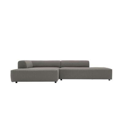 freistil 184 Lounge Sofa mit Longchair links