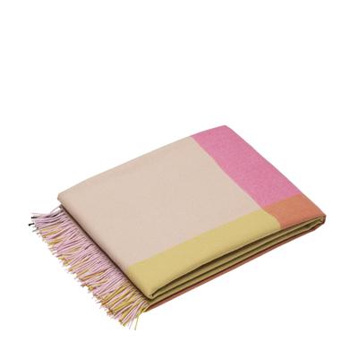 Colour Block Blanket Decke