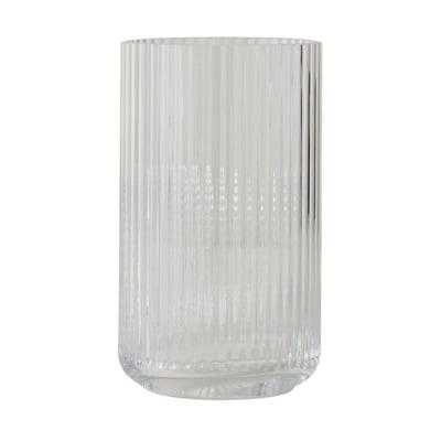 Lyngby Glass Vase