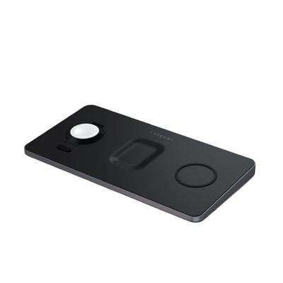 Satechi Trio Wireless Charging Pad Ladestation