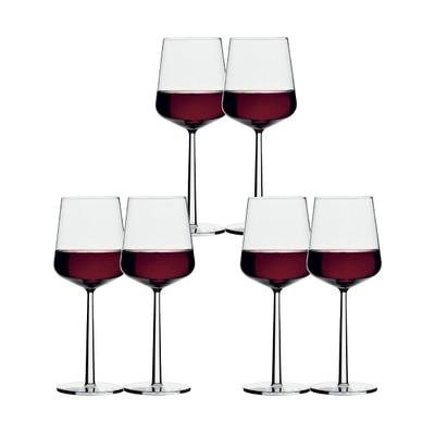 Essence Rotweinglas 6er-Set