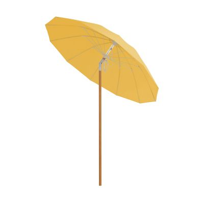 Pagodenschirm Bergahorn Sonnenschirm ohne Schirmständer